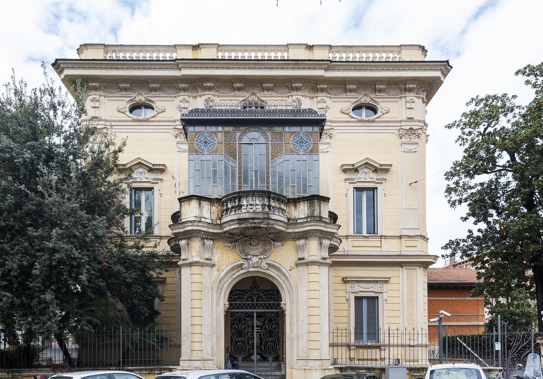 Villa in Vendita a Roma 01 Centro Storico: 5 locali, 1600 mq