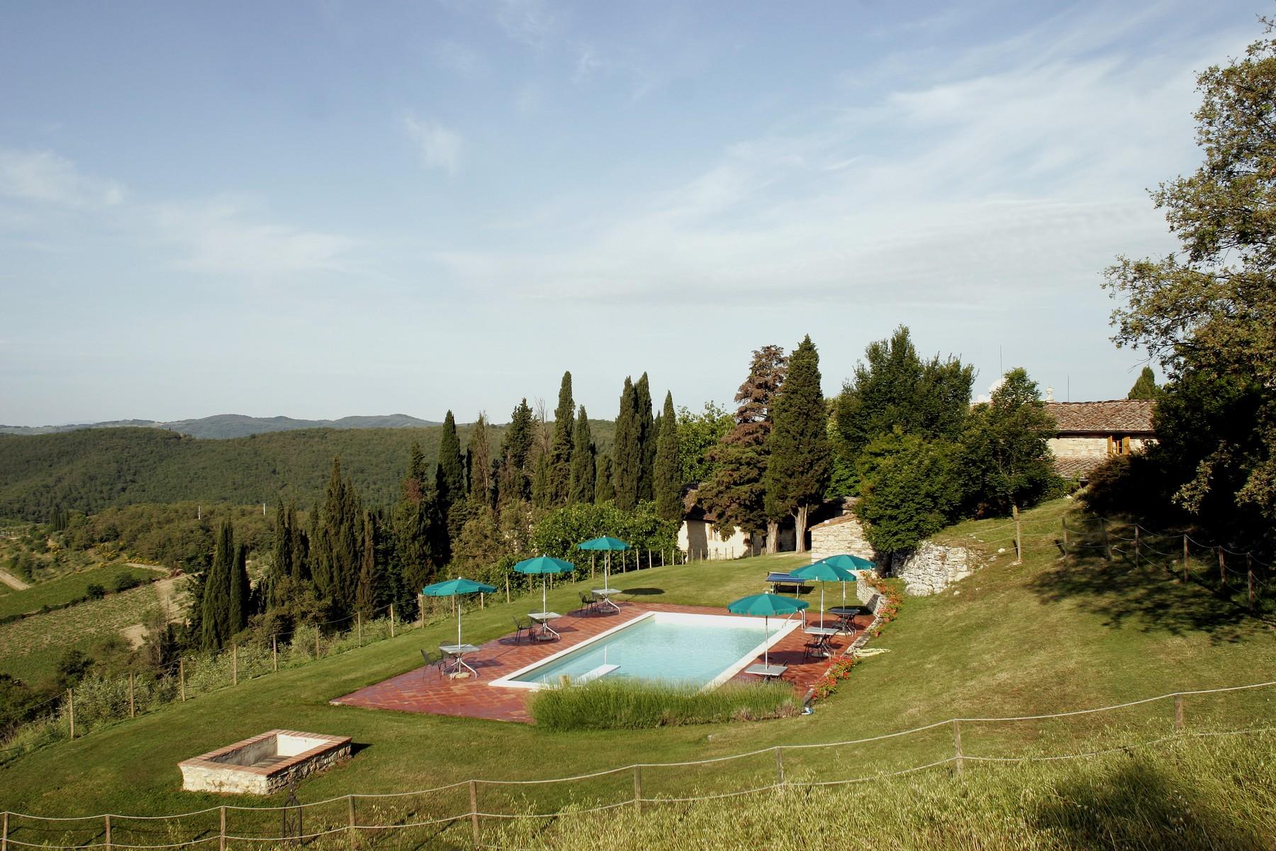 Villa in Vendita a Gaiole In Chianti: 5 locali, 4285 mq - Foto 12