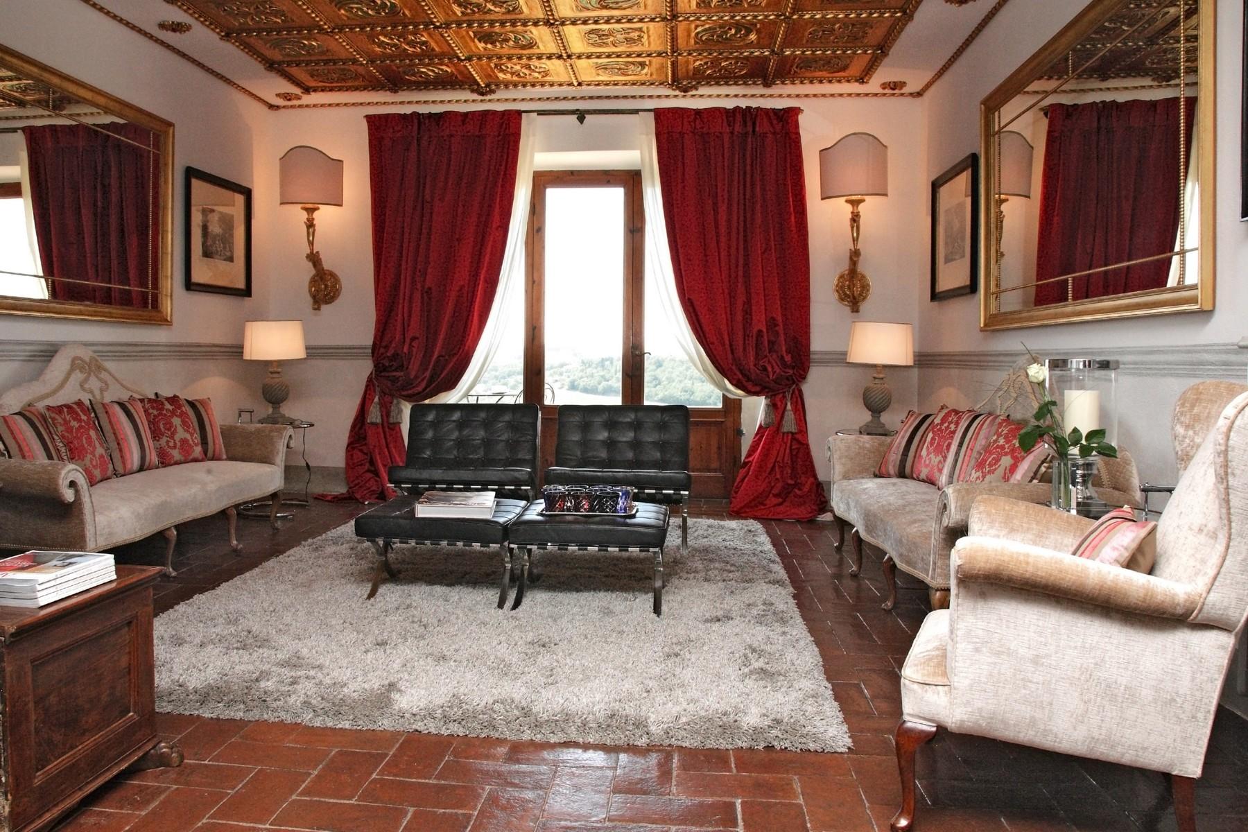 Villa in Vendita a Gaiole In Chianti: 5 locali, 4285 mq - Foto 5