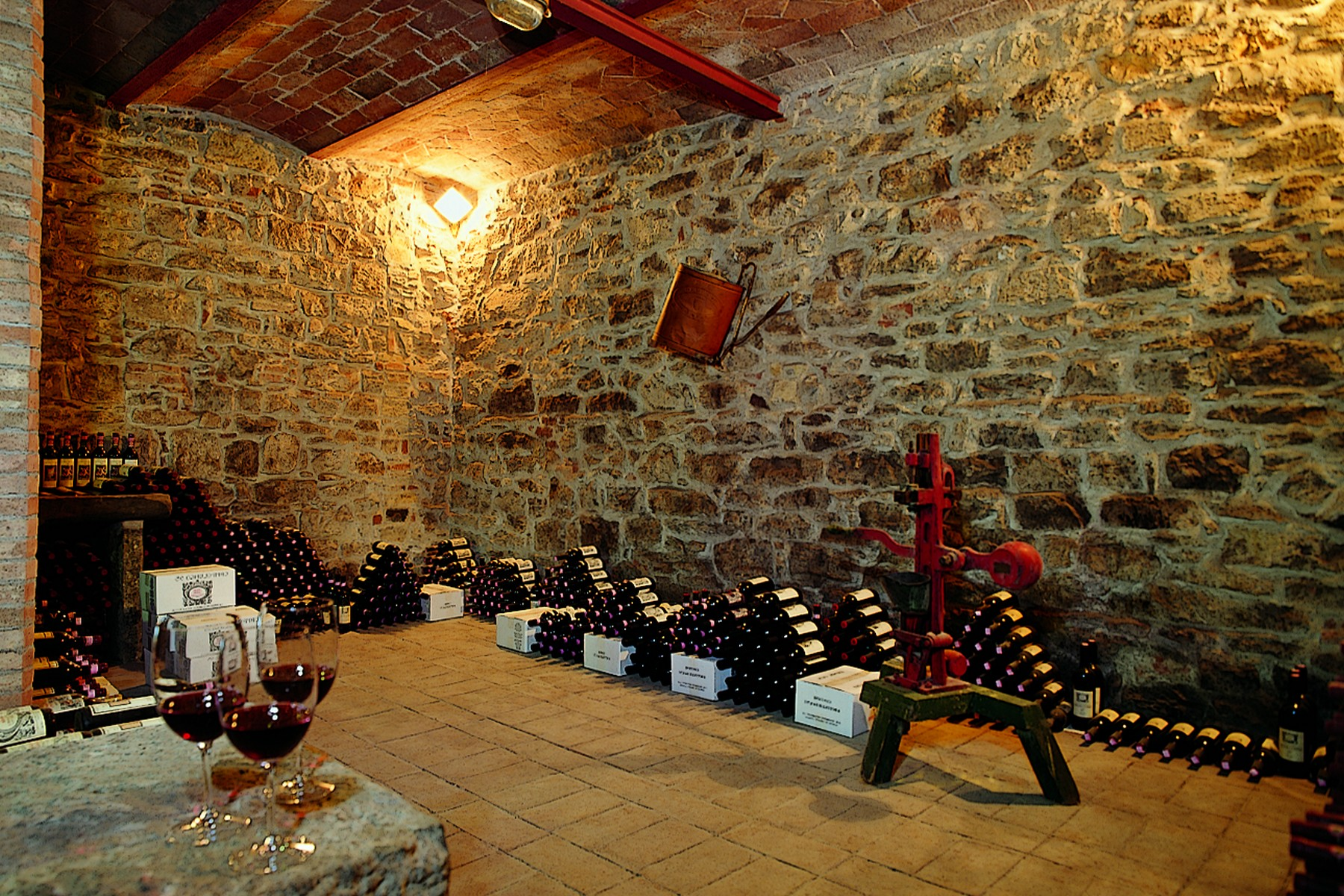 Villa in Vendita a Gaiole In Chianti: 5 locali, 4285 mq - Foto 11