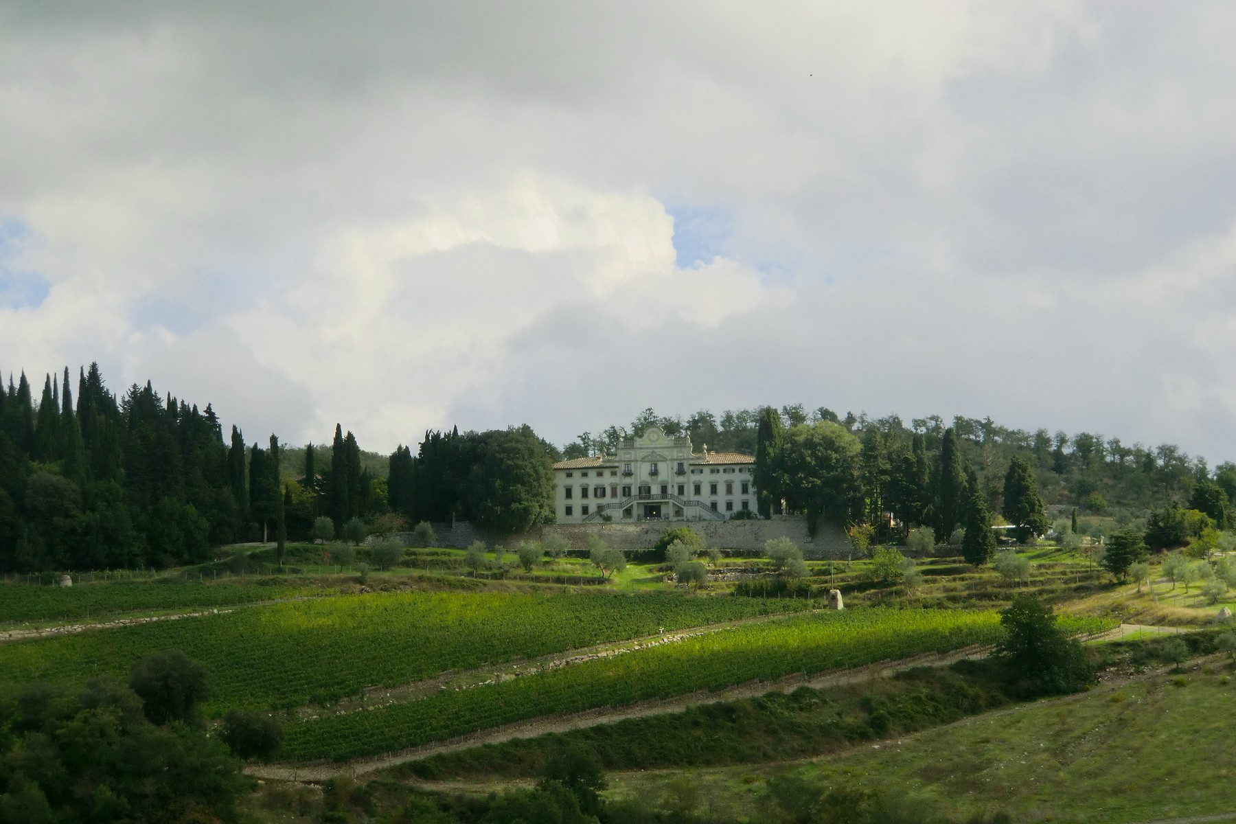 Villa in Vendita a Gaiole In Chianti: 5 locali, 4285 mq - Foto 14
