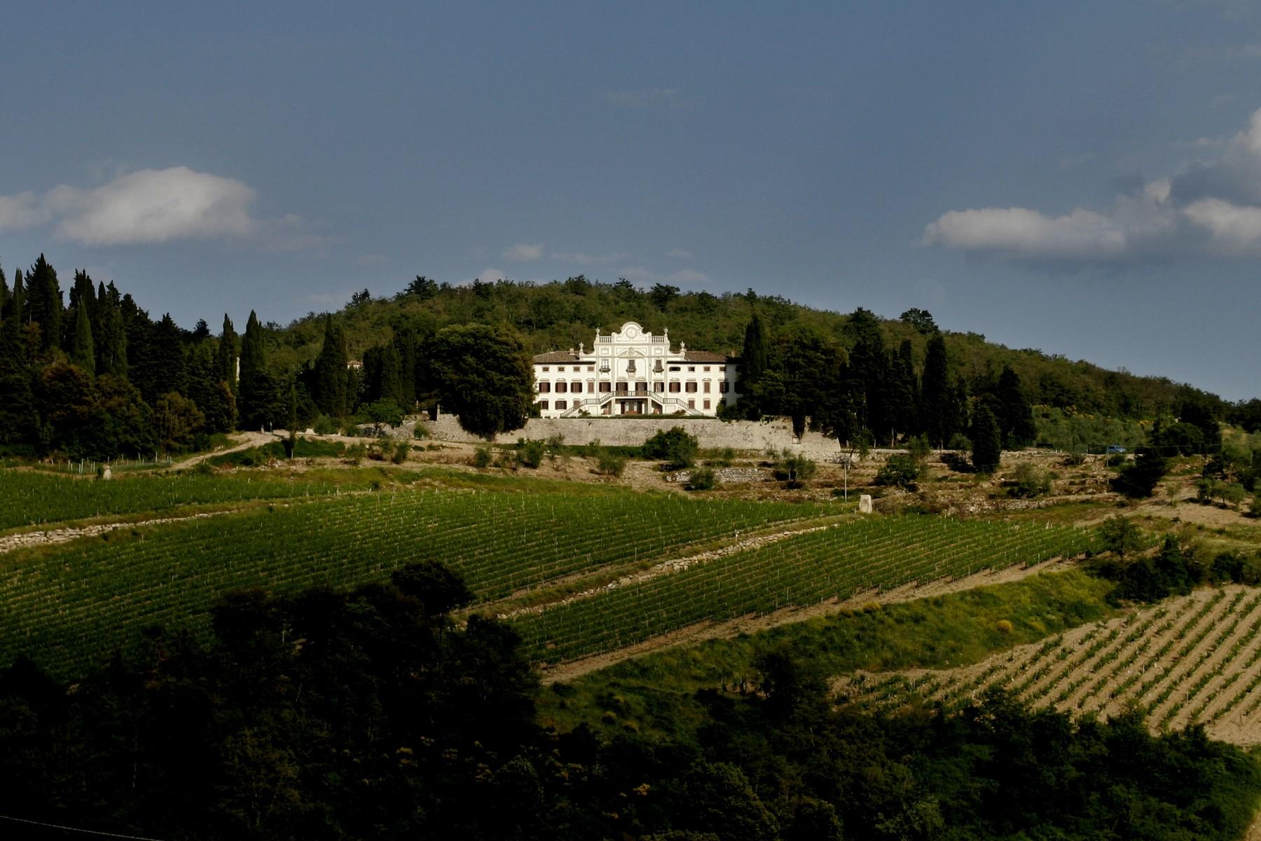 Villa in Vendita a Gaiole In Chianti: 5 locali, 4285 mq - Foto 13