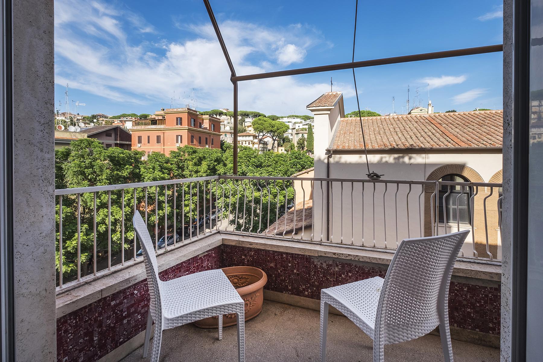 Appartamento in Vendita a Roma via duccio galimberti