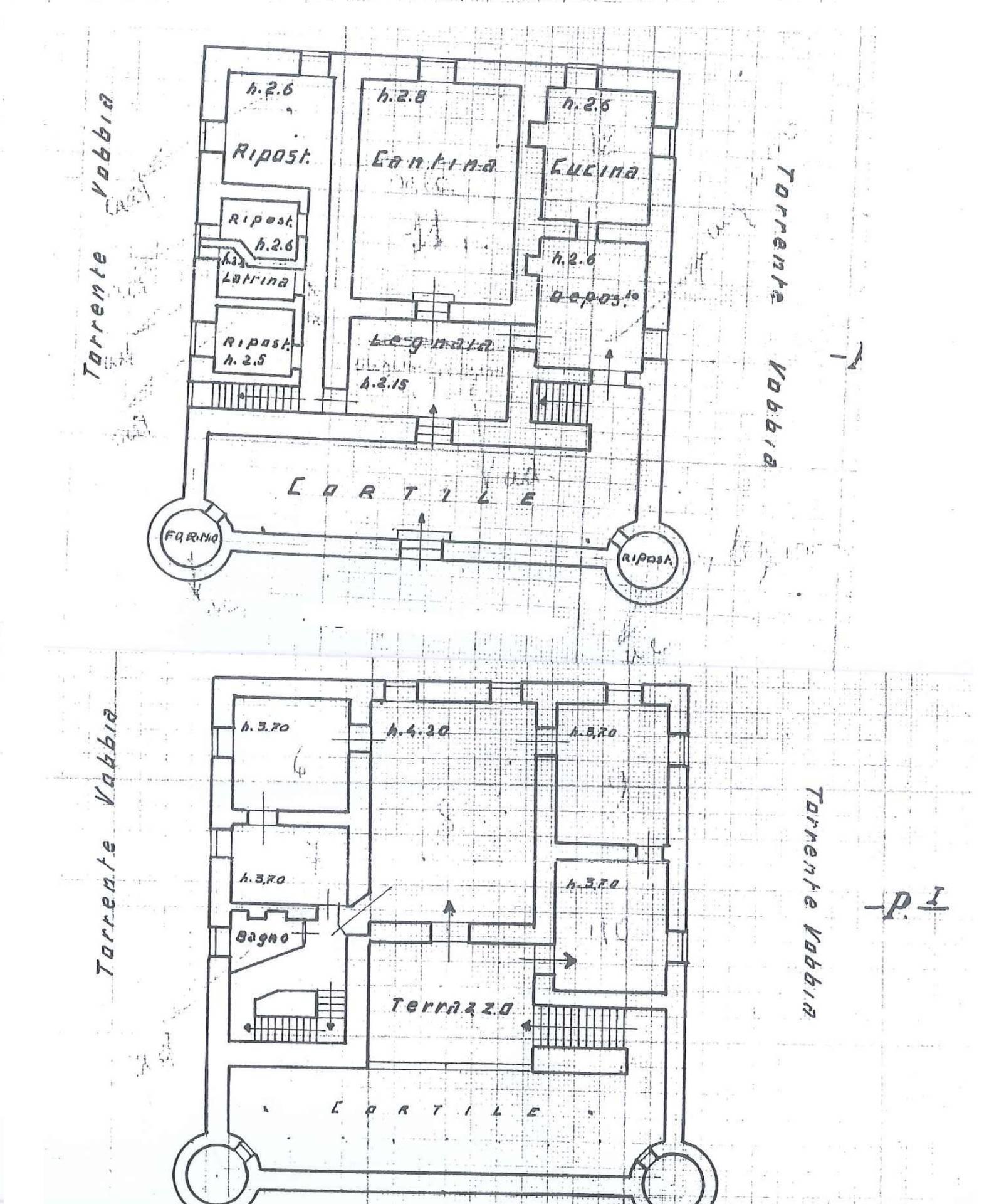Palazzo in Vendita a Isola Del Cantone: 5 locali, 900 mq - Foto 11