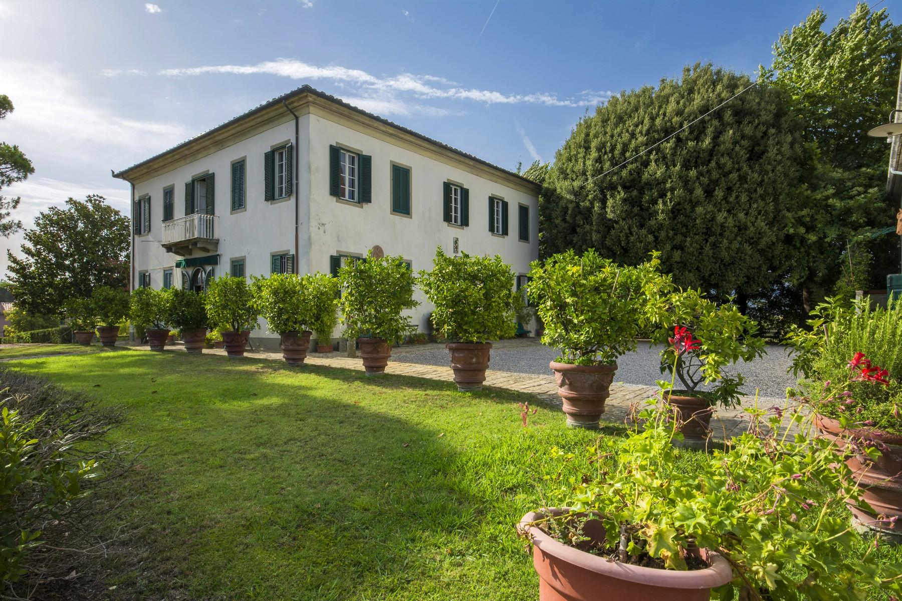 Villa in Vendita a Fucecchio via valdinievole