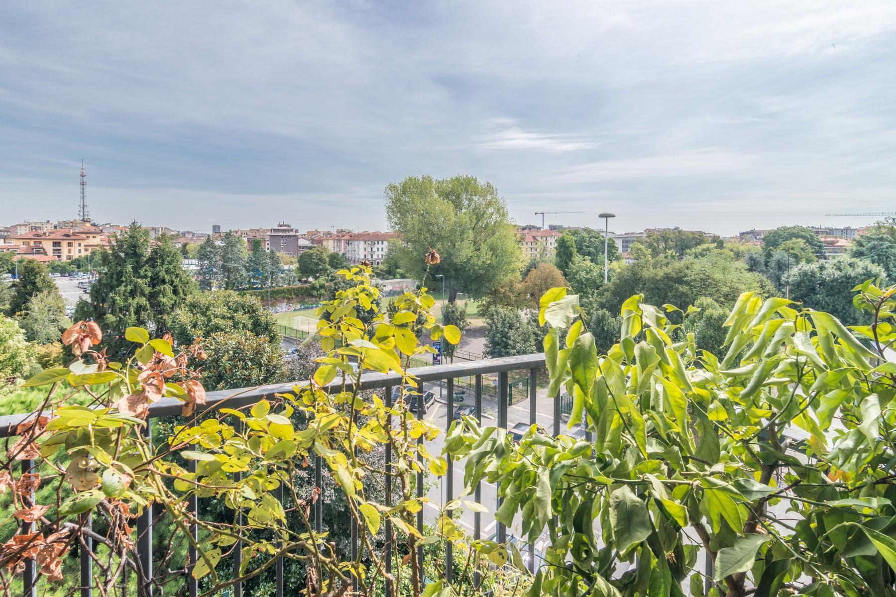 Appartamento in Vendita a Milano via angelo carlo fumagalli
