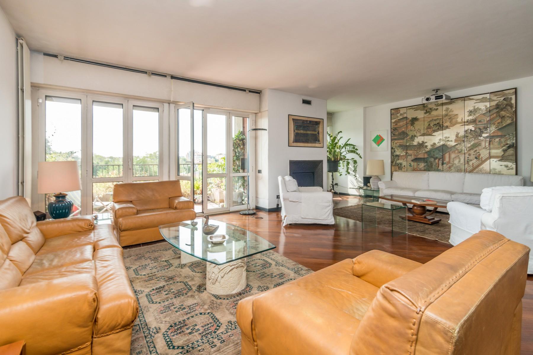 Appartamento in Vendita a Milano 07 Darsena /  Ticinese: 5 locali, 180 mq