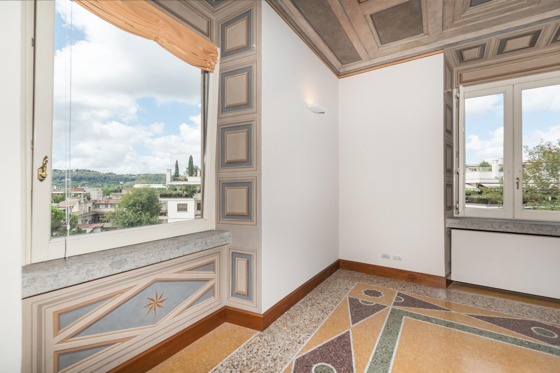 Appartamento in Vendita a Roma 02 Parioli / Pinciano / Flaminio: 5 locali, 250 mq