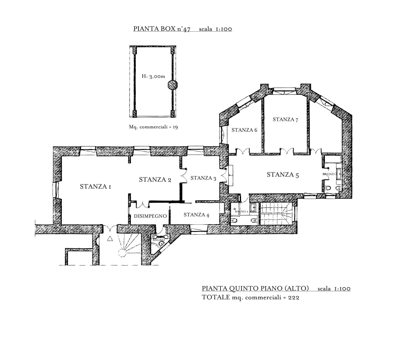 Appartamento in Vendita a Roma: 5 locali, 250 mq - Foto 28