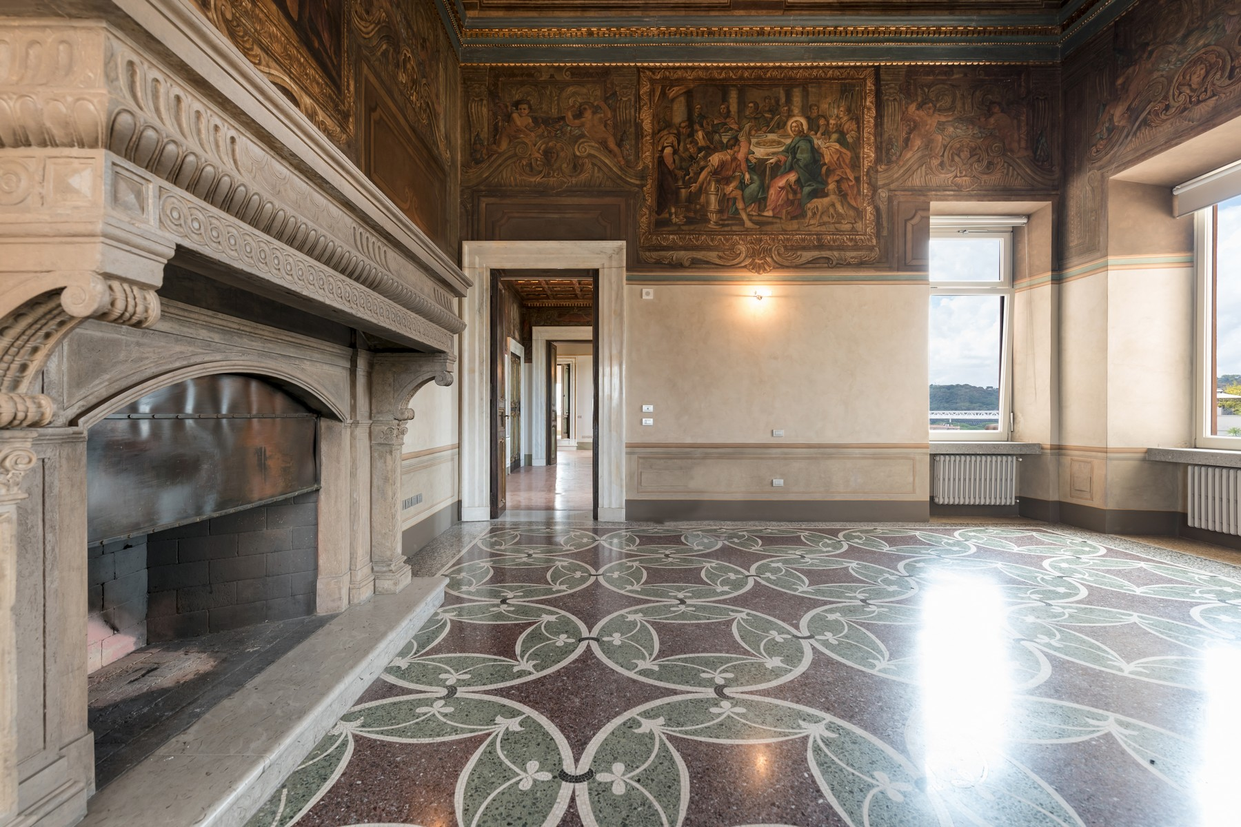 Appartamento in Vendita a Roma: 5 locali, 527 mq - Foto 2