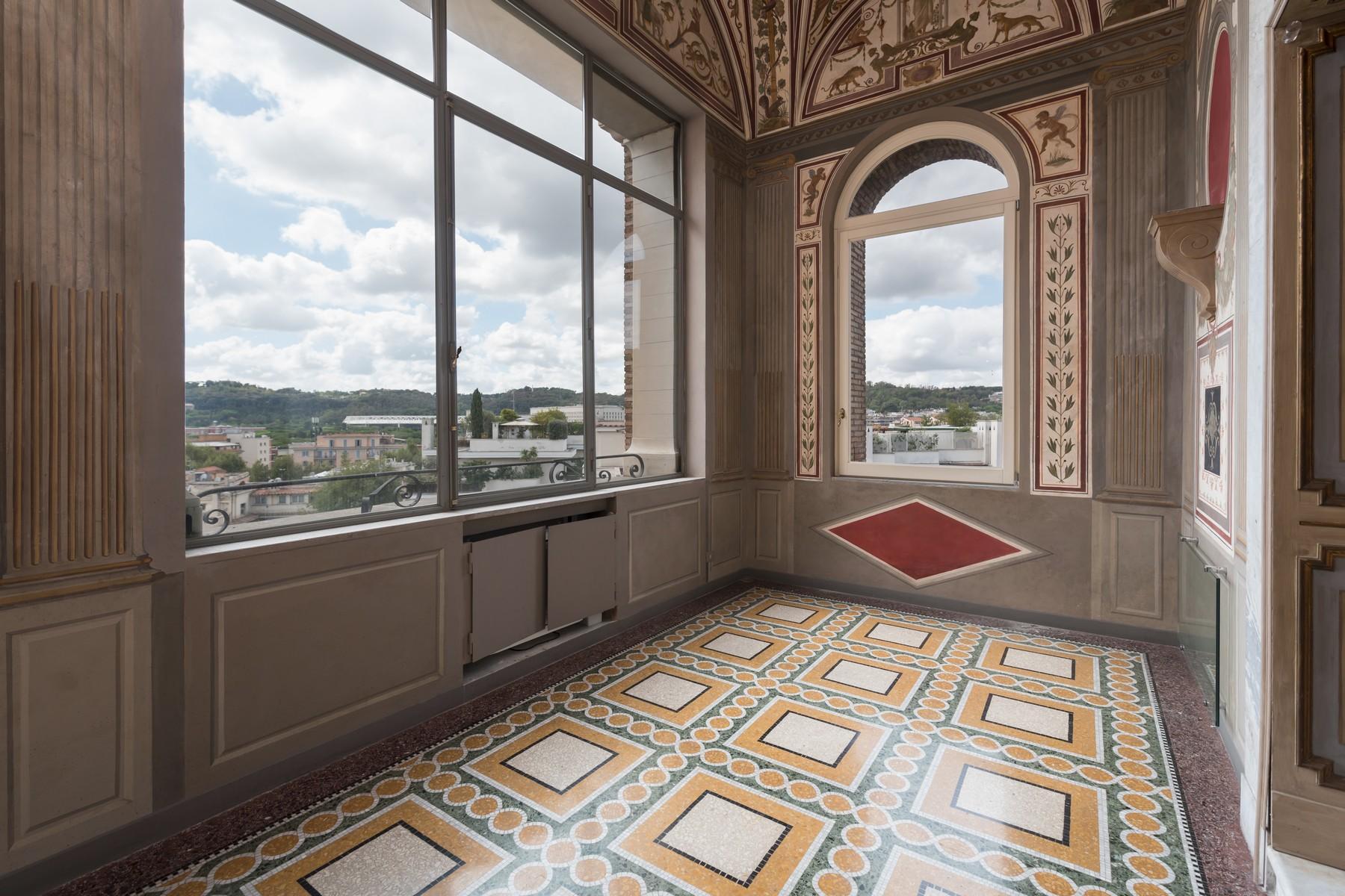 Appartamento in Vendita a Roma via flaminia