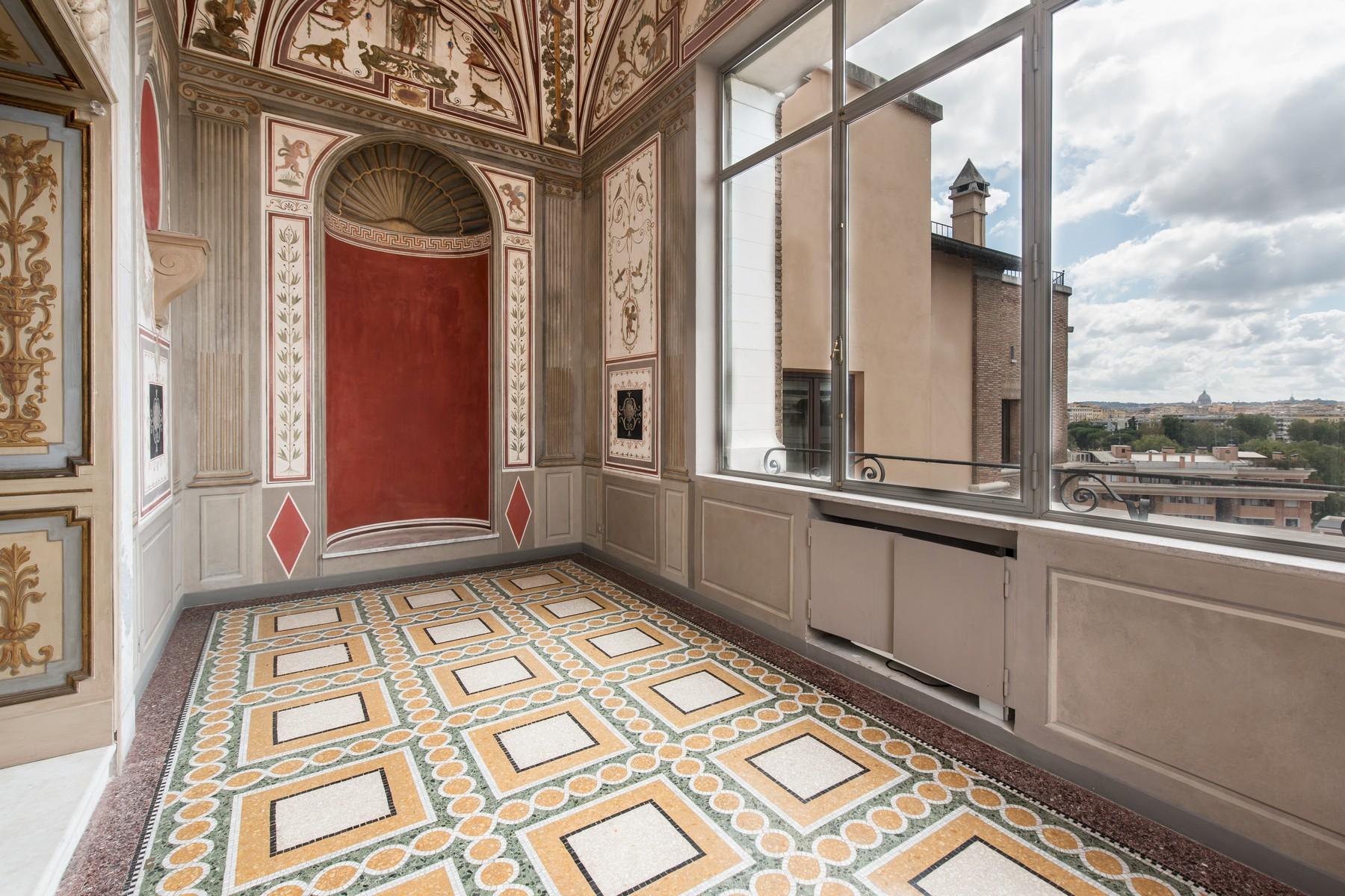 Appartamento in Vendita a Roma: 5 locali, 527 mq - Foto 16