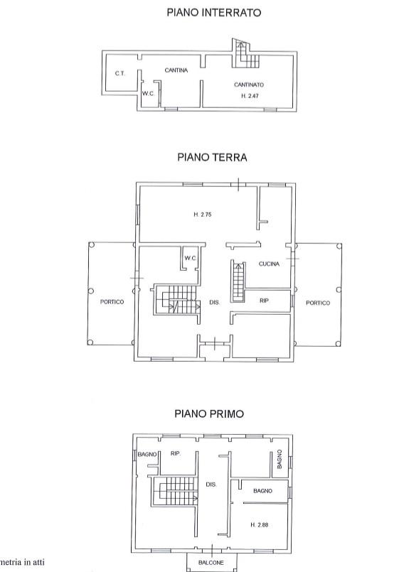 Villa in Vendita a Padenghe Sul Garda: 5 locali, 400 mq - Foto 23
