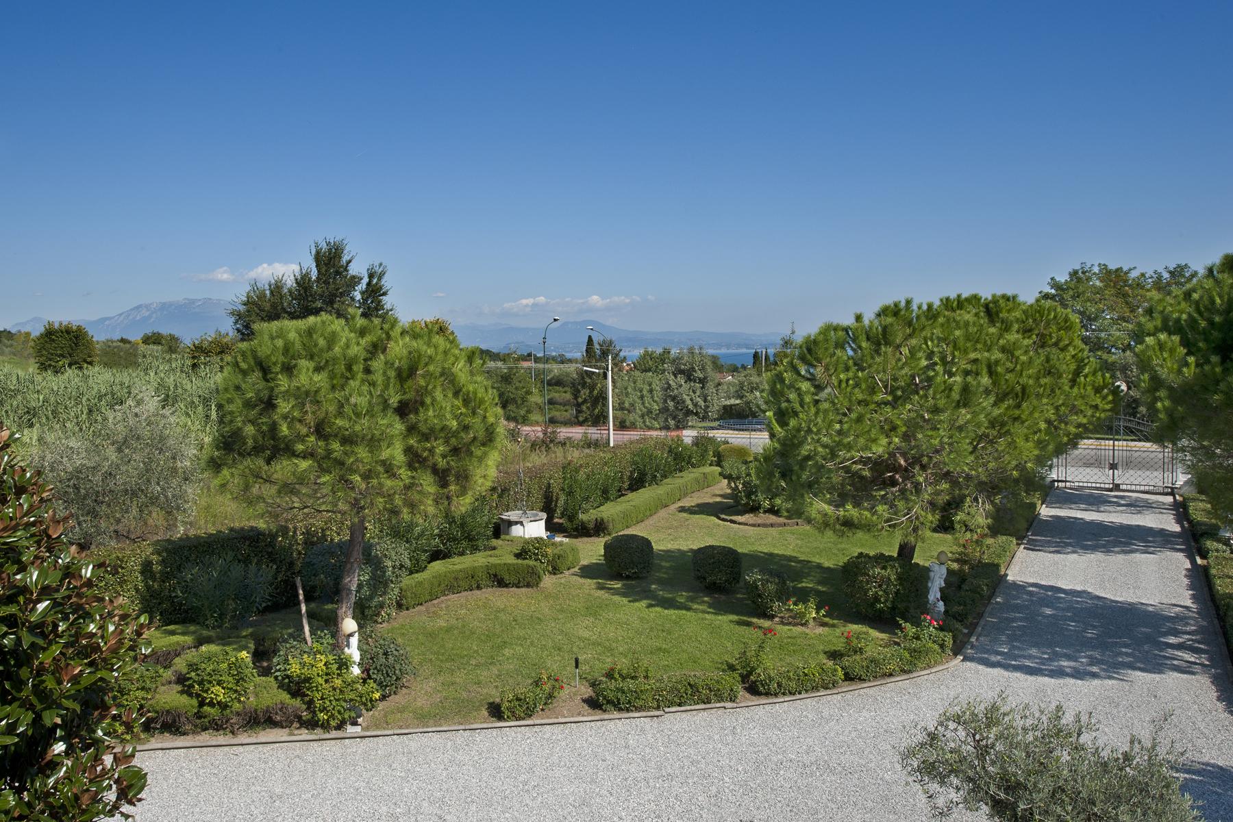 Villa in Vendita a Padenghe Sul Garda: 5 locali, 400 mq - Foto 19