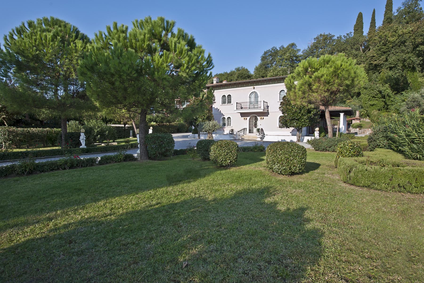 Villa in Vendita a Padenghe Sul Garda: 5 locali, 400 mq - Foto 4