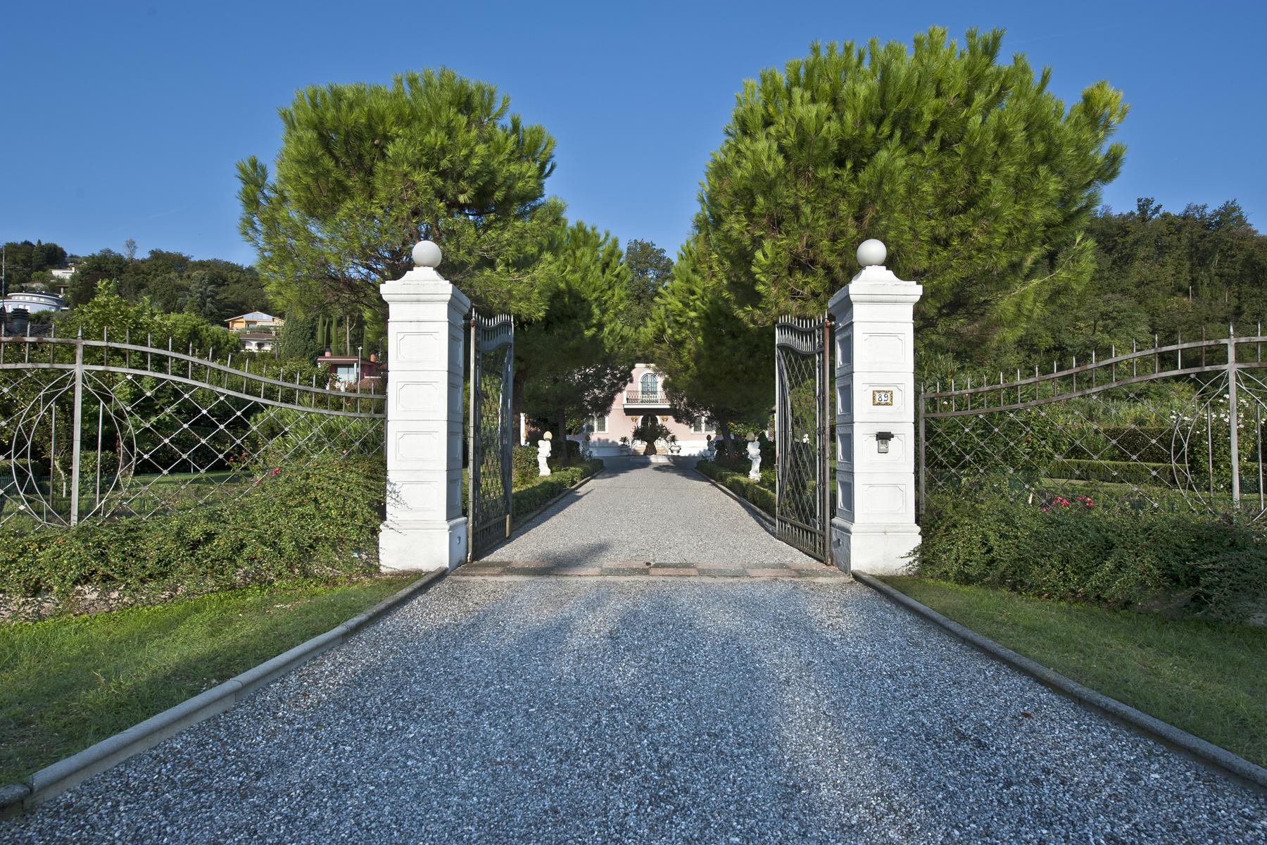 Villa in Vendita a Padenghe Sul Garda: 5 locali, 400 mq - Foto 3