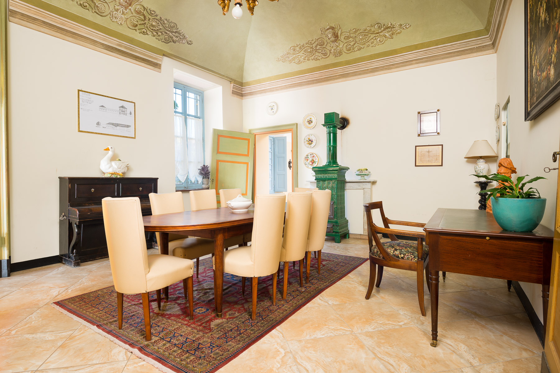 Villa in Vendita a Favria: 5 locali, 642 mq - Foto 4