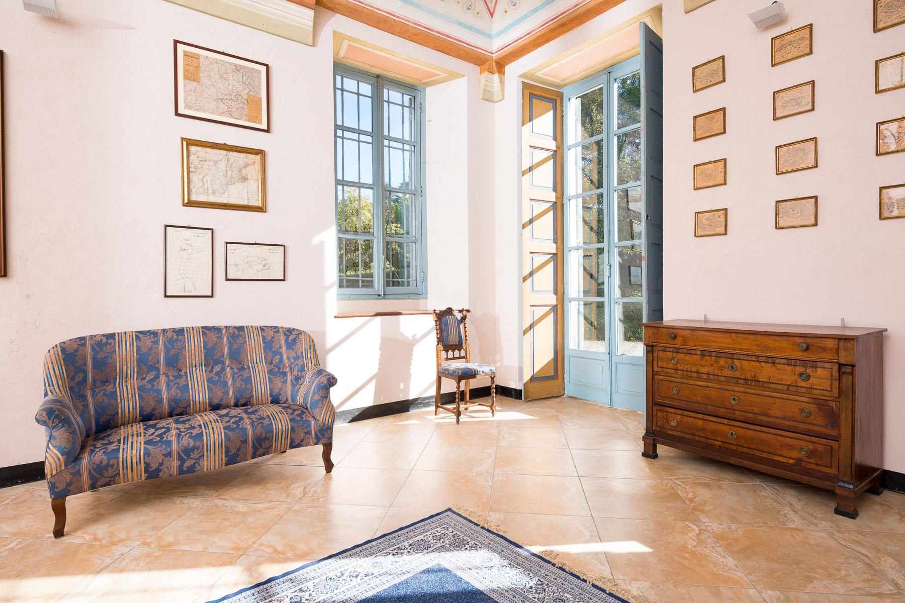 Villa in Vendita a Favria: 5 locali, 642 mq - Foto 6