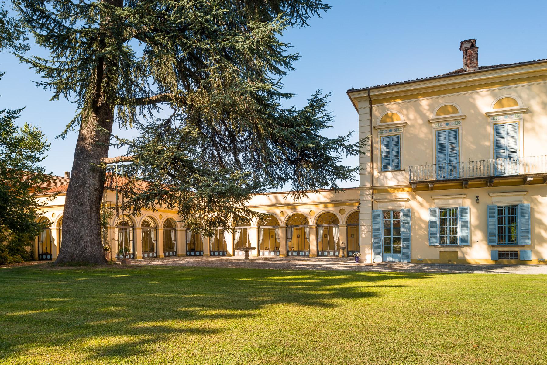 Villa in Vendita a Favria: 5 locali, 642 mq - Foto 16