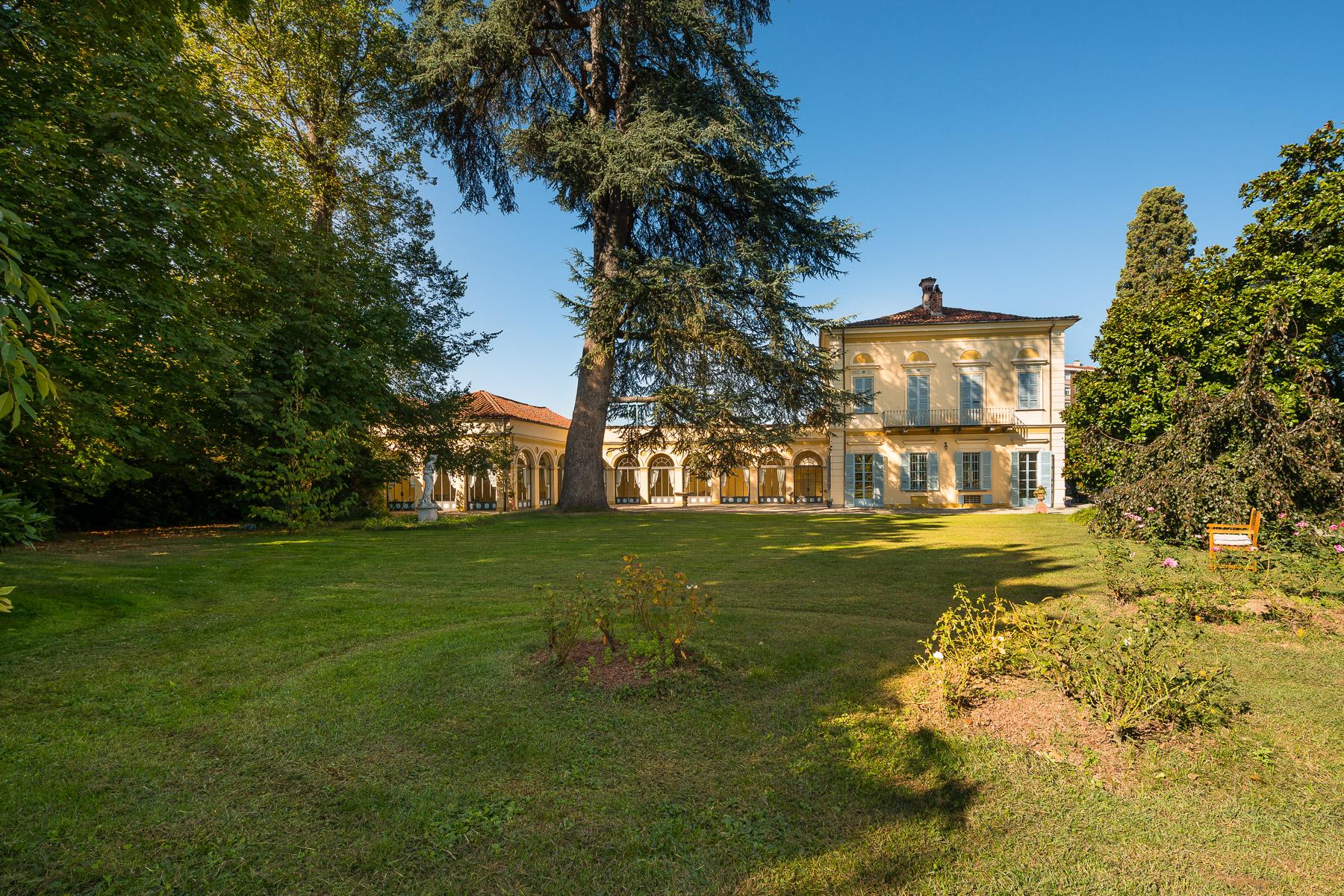 Villa in Vendita a Favria: 5 locali, 642 mq - Foto 19