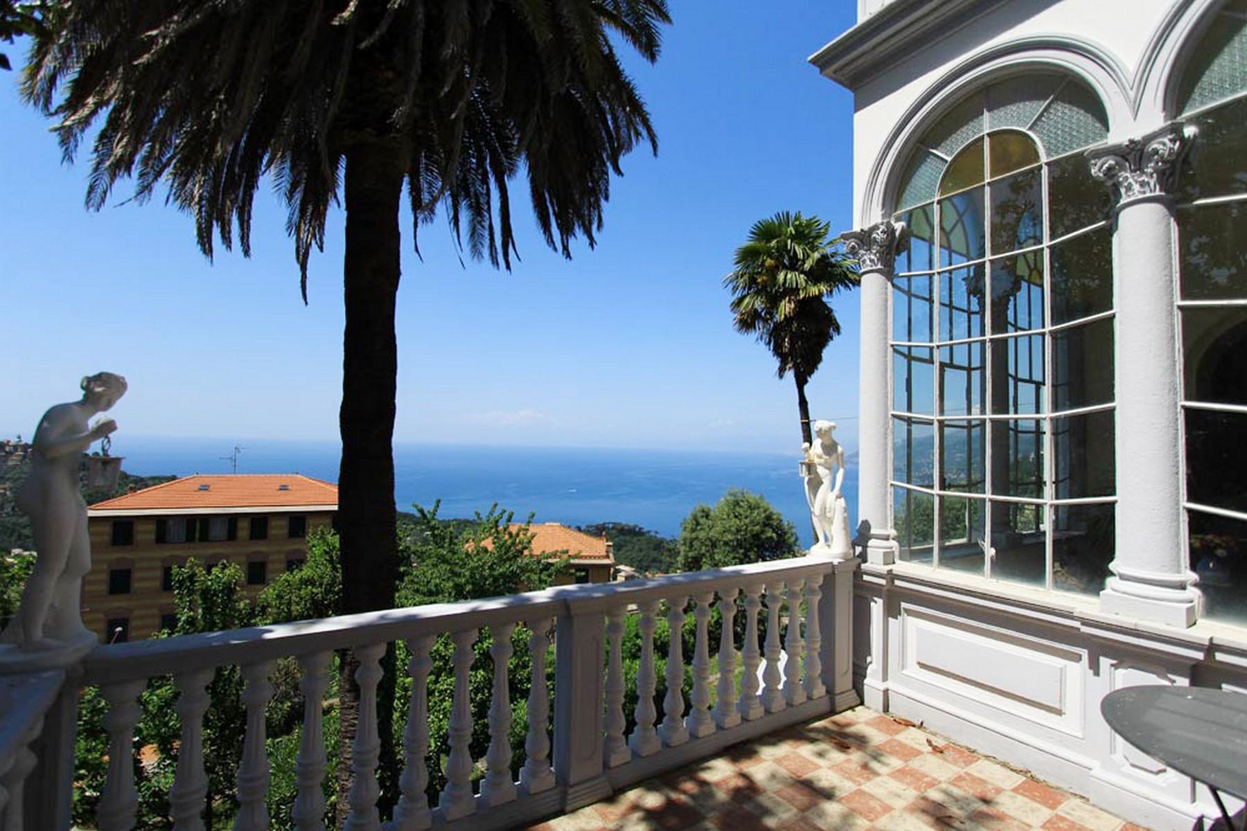 Villa in Vendita a Camogli via xxv aprile