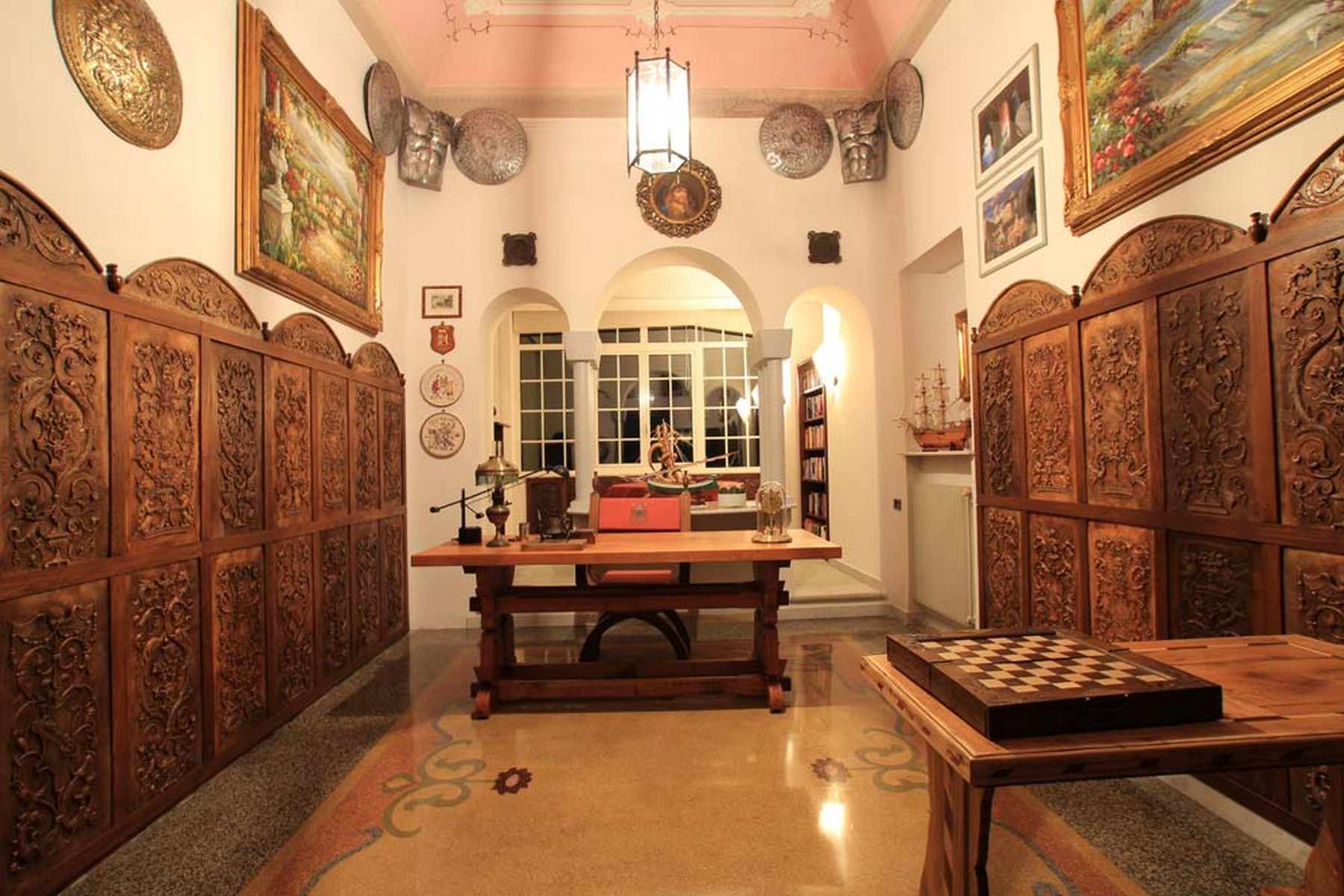 Villa in Vendita a Camogli: 5 locali, 600 mq - Foto 8