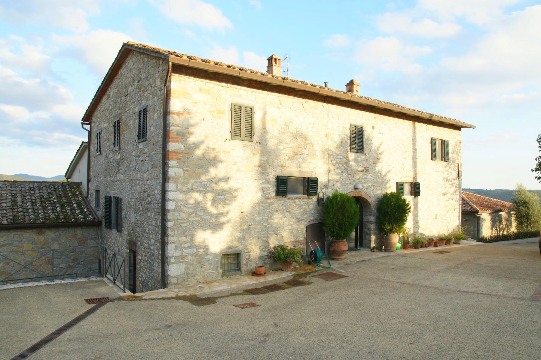 Rustico in Vendita a Radda In Chianti: 5 locali, 1380 mq - Foto 5