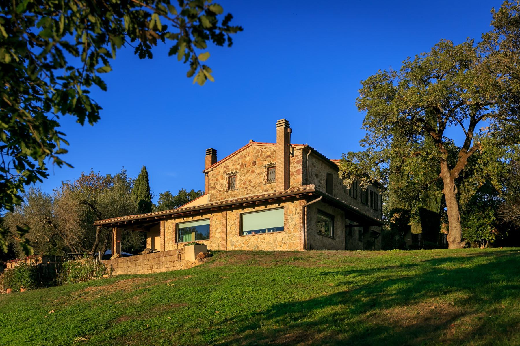 Rustico in Vendita a Manciano: 5 locali, 357 mq - Foto 2