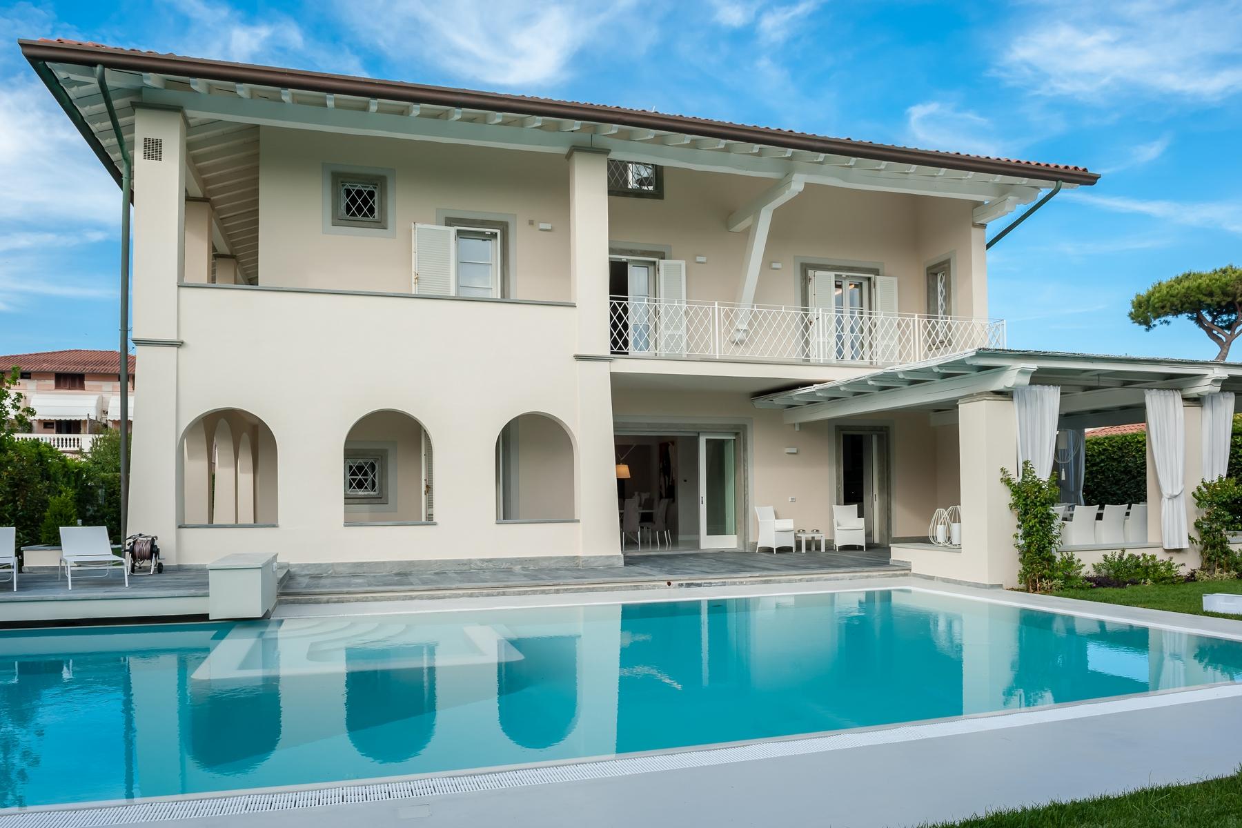Villa in Vendita a Forte Dei Marmi: 5 locali, 400 mq - Foto 4