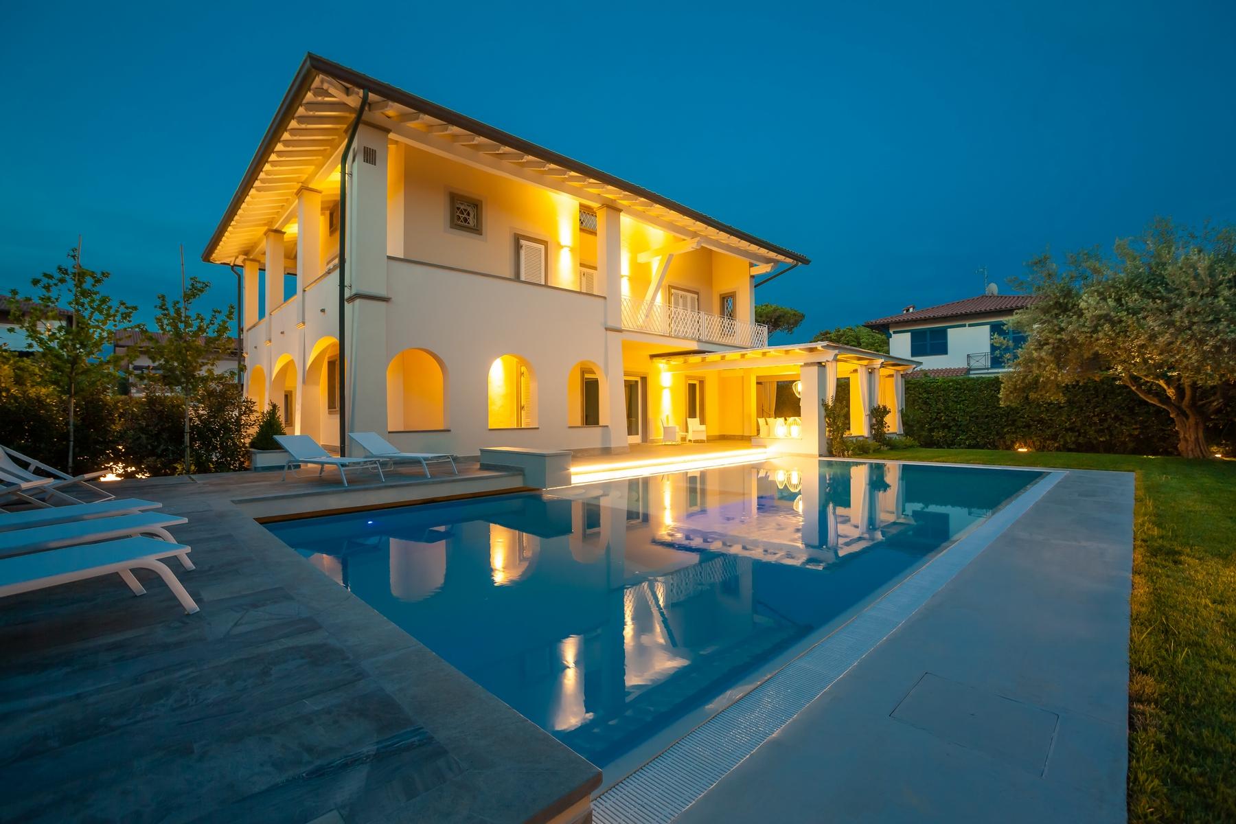 Villa in Vendita a Forte Dei Marmi: 5 locali, 400 mq - Foto 19