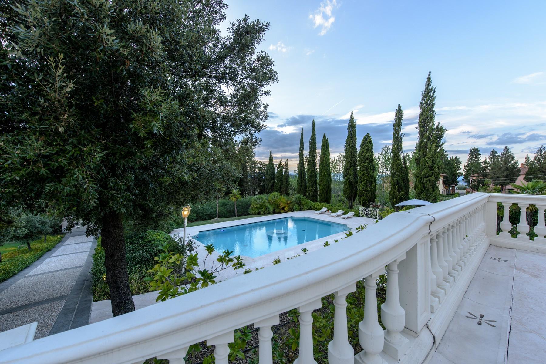 Villa in Vendita a Montespertoli: 5 locali, 500 mq - Foto 2