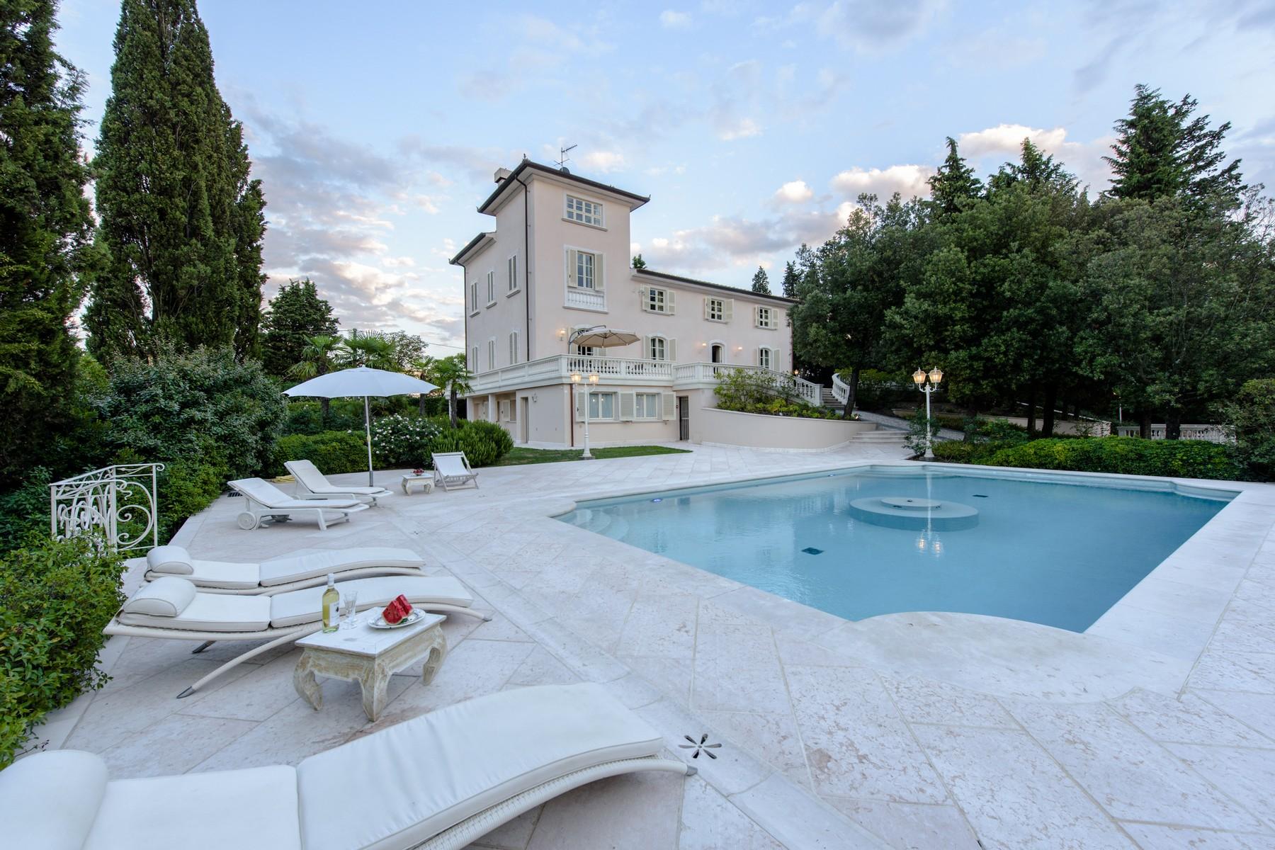 Villa in Vendita a Montespertoli via falagiana
