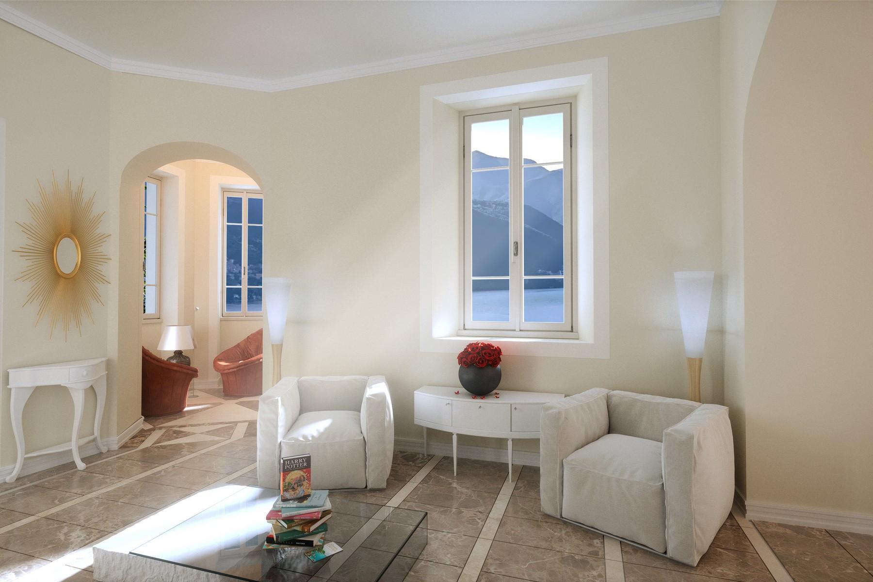 Appartamento in Vendita a Blevio: 5 locali, 260 mq - Foto 13