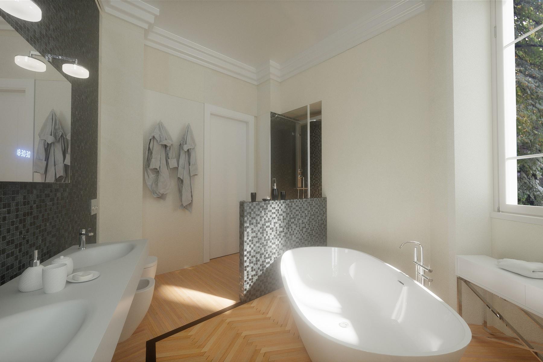 Appartamento in Vendita a Blevio: 5 locali, 260 mq - Foto 19