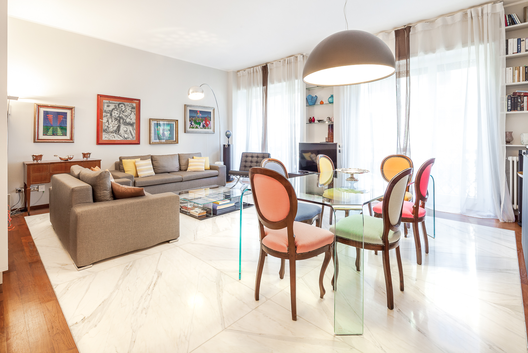 Appartamento in Vendita a Milano: 5 locali, 176 mq - Foto 3