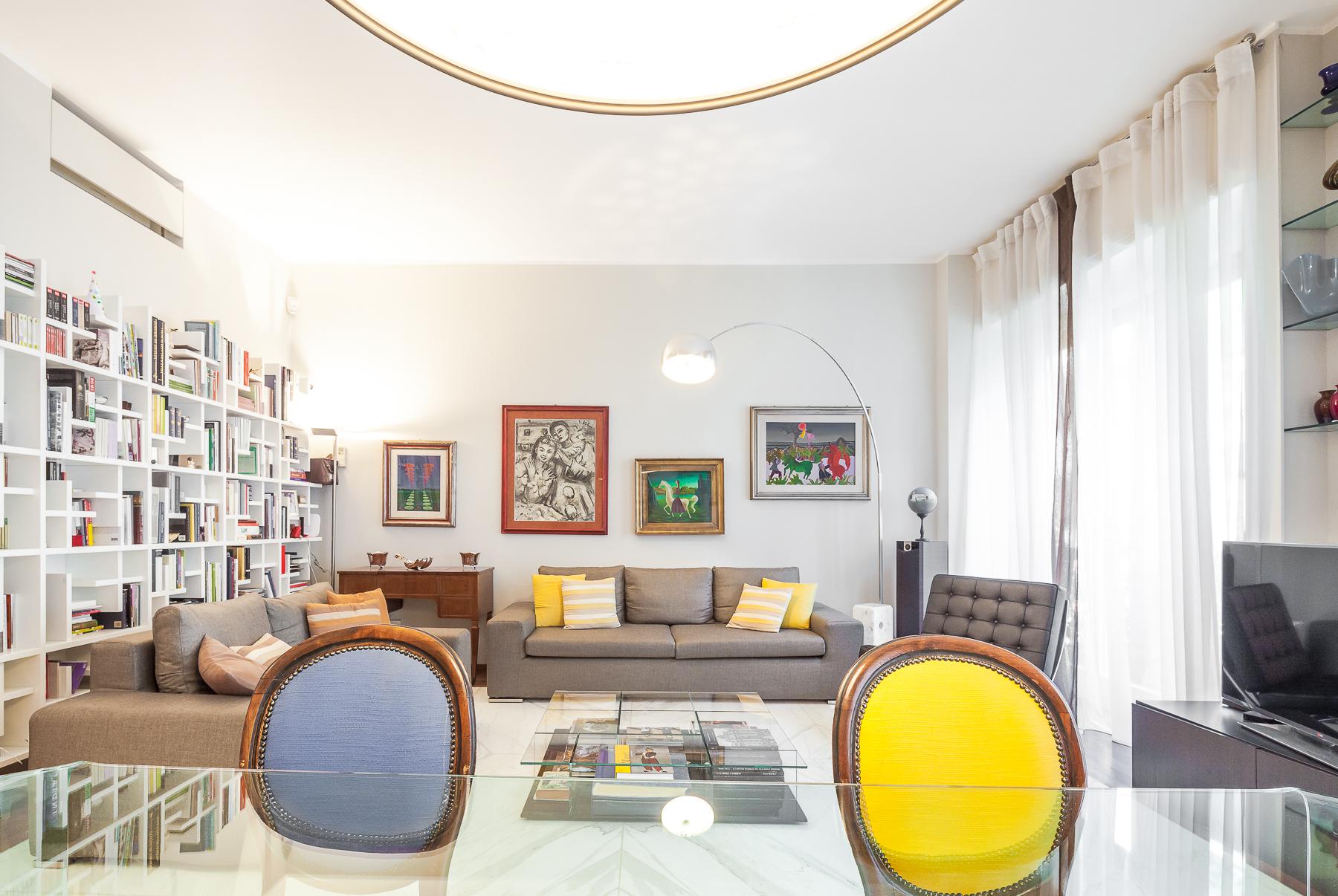 Appartamento in Vendita a Milano via pietro panzeri