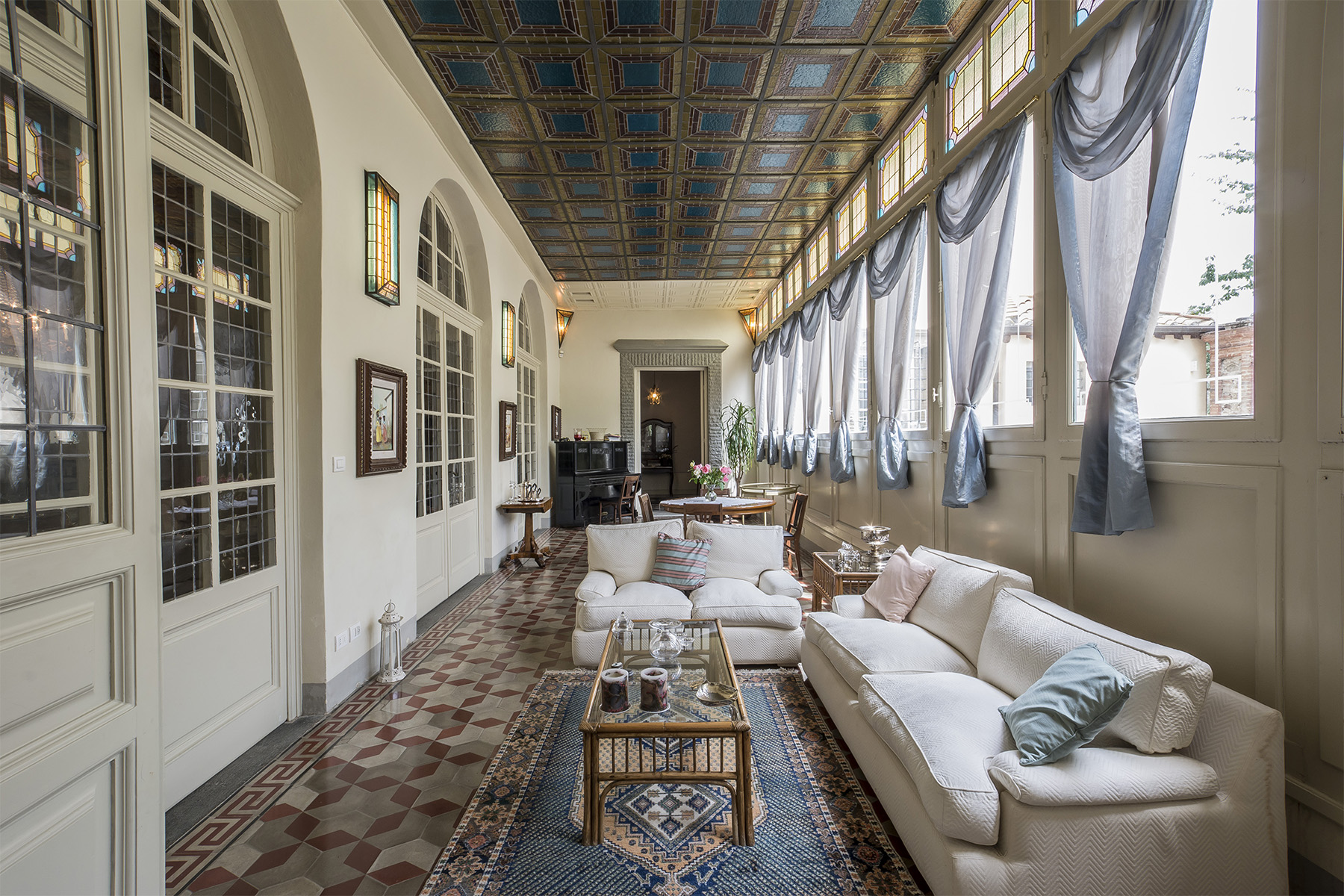 Villa in Vendita a Lucca: 5 locali, 1200 mq - Foto 5