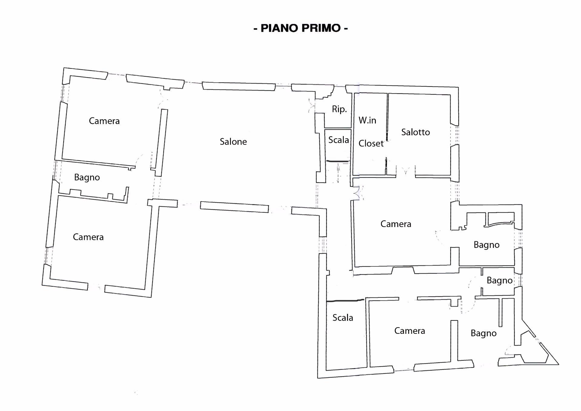 Villa in Vendita a Lucca: 5 locali, 1200 mq - Foto 25