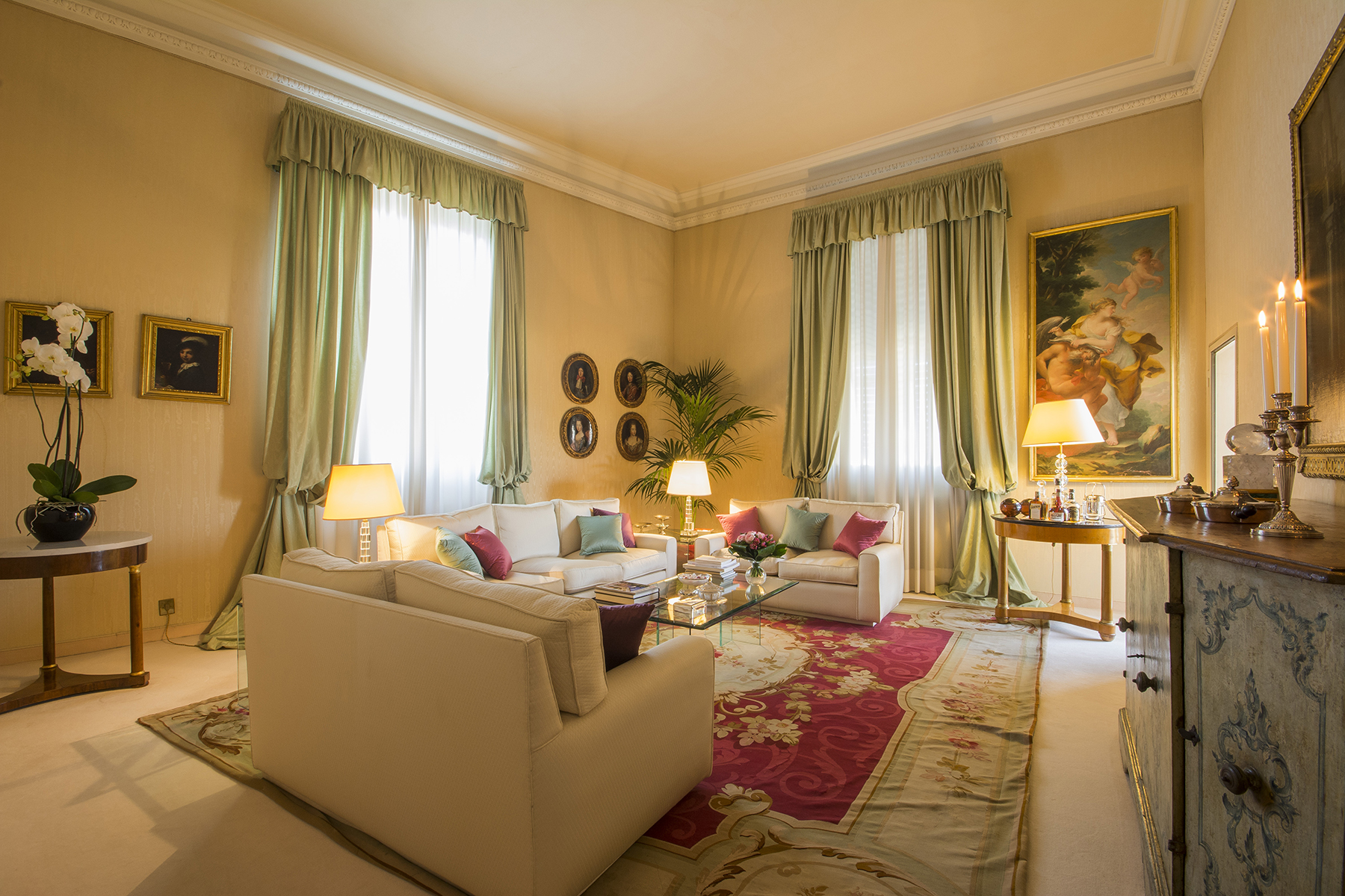 Appartamento in Vendita a Firenze via curtatone