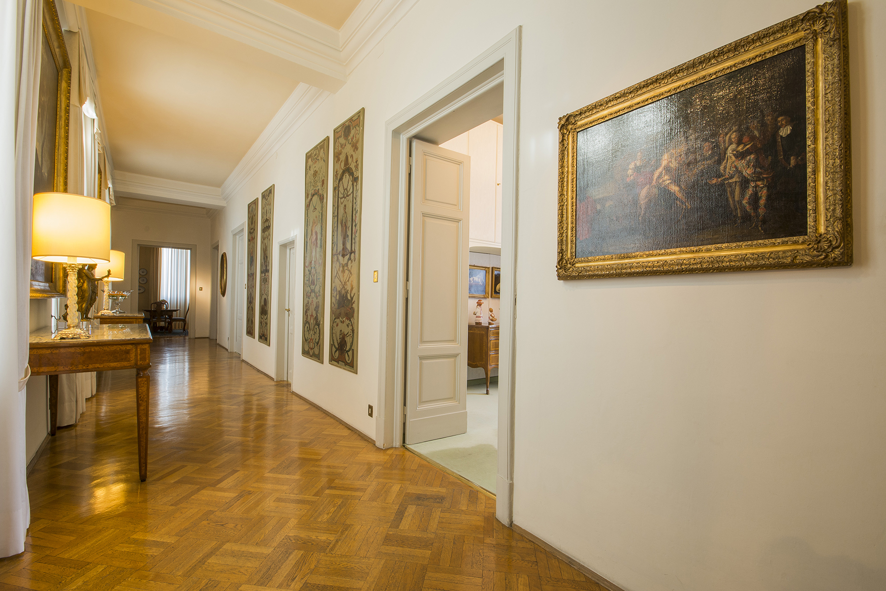 Appartamento in Vendita a Firenze: 5 locali, 190 mq - Foto 3