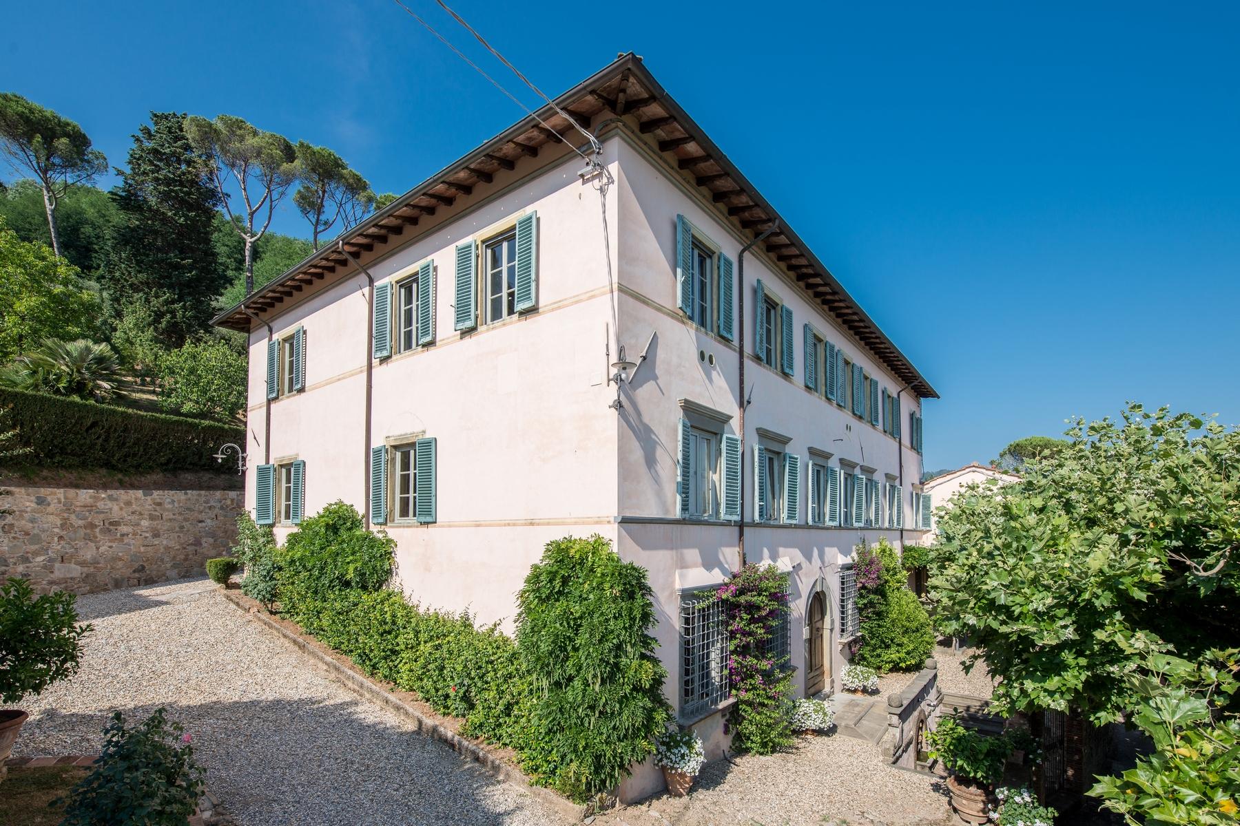 Villa in Vendita a Lucca: 5 locali, 2500 mq