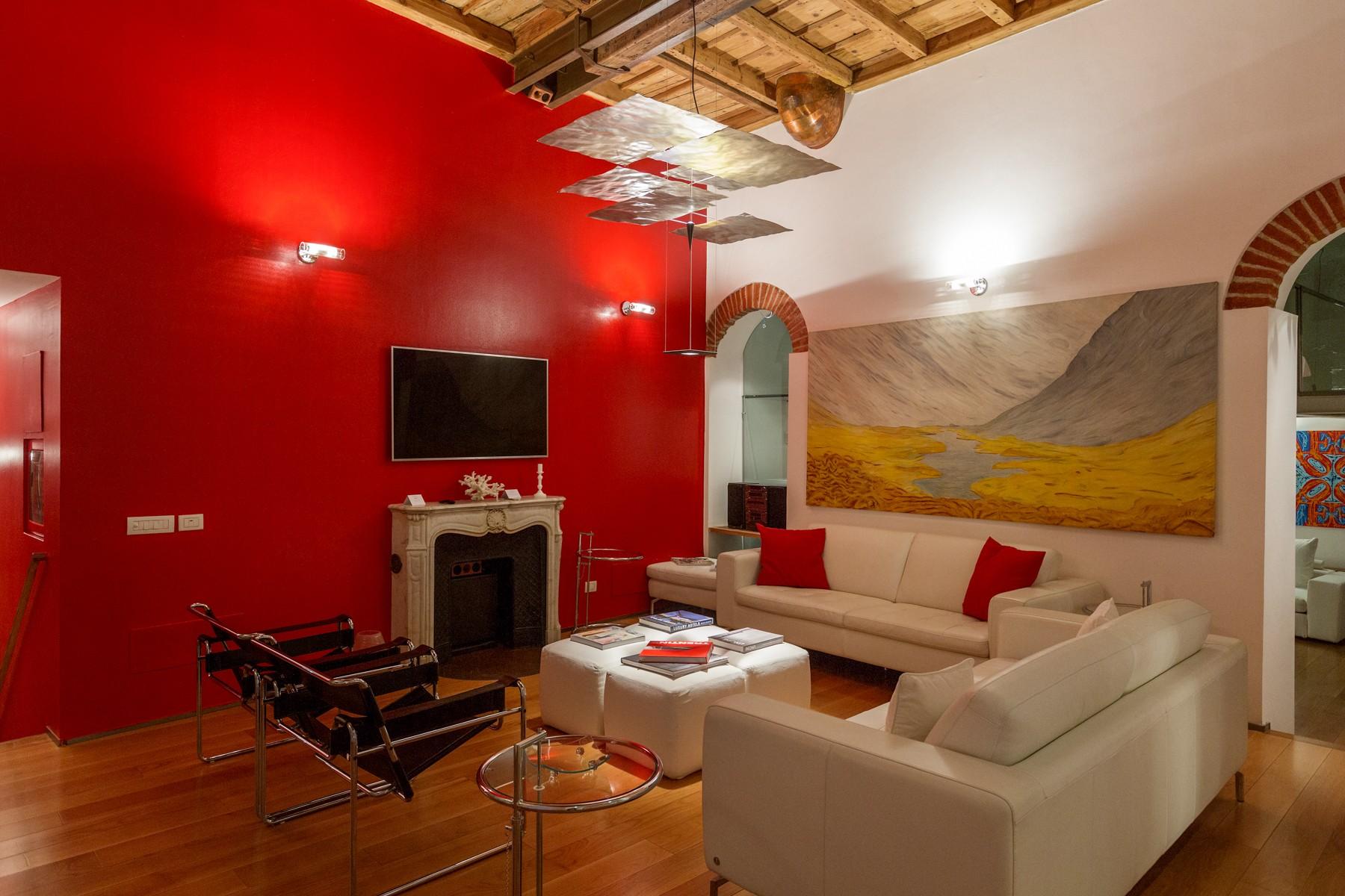 Casa indipendente in Affitto a Milano 01 Centro storico (Cerchia dei Navigli): 5 locali, 212 mq