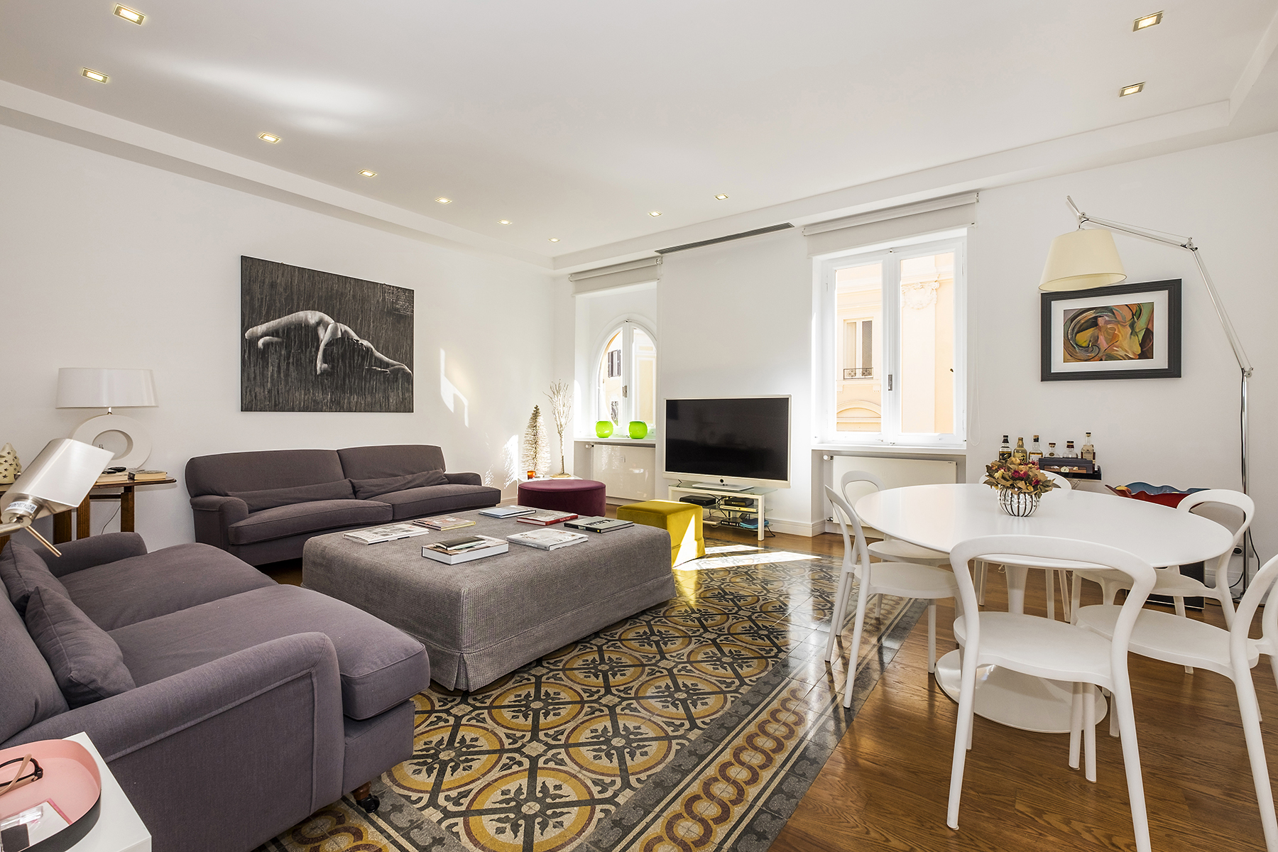 Appartamento in Vendita a Roma via lutezia