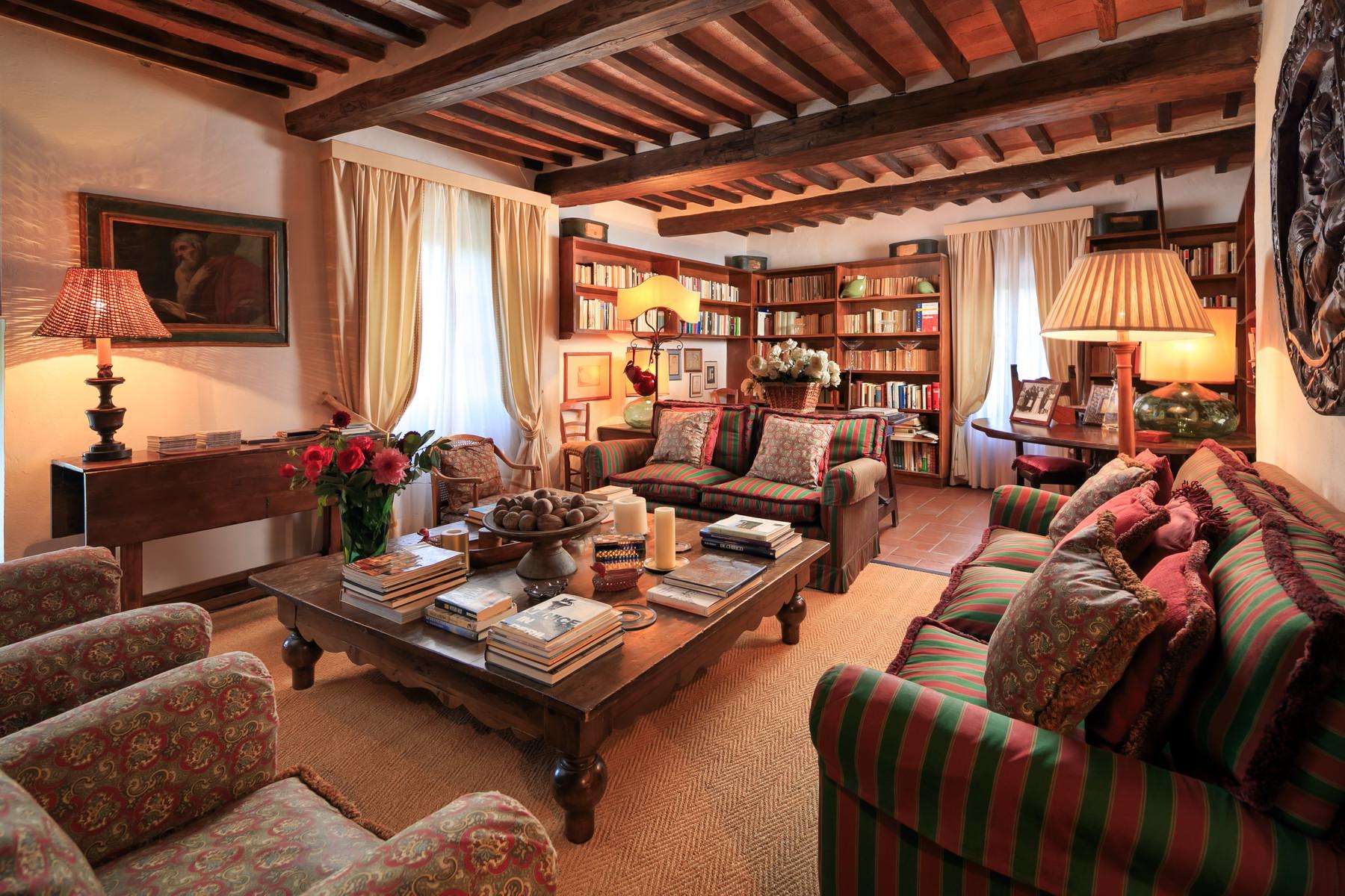 Rustico in Vendita a Castellina In Chianti: 5 locali, 720 mq - Foto 3