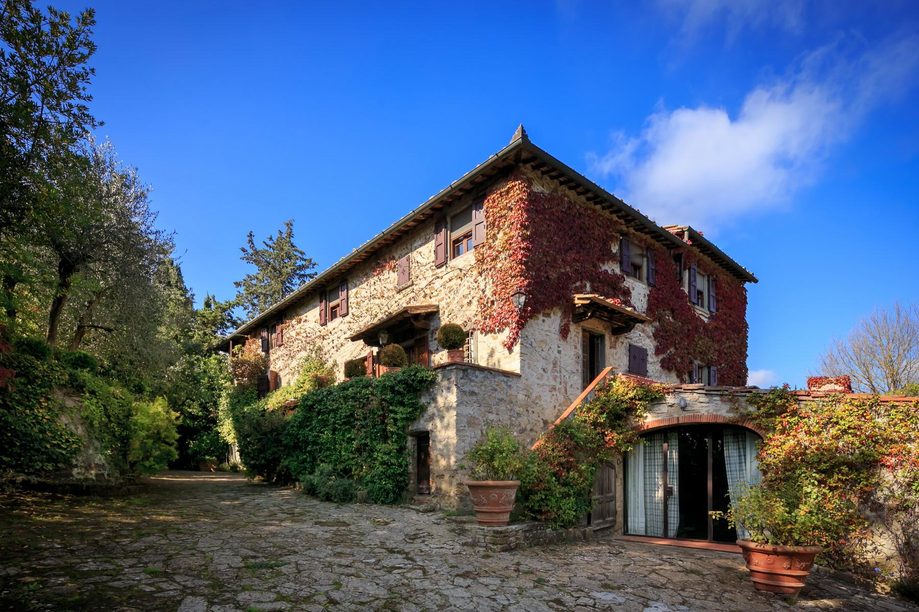 Rustico in Vendita a Castellina In Chianti: 5 locali, 720 mq - Foto 12