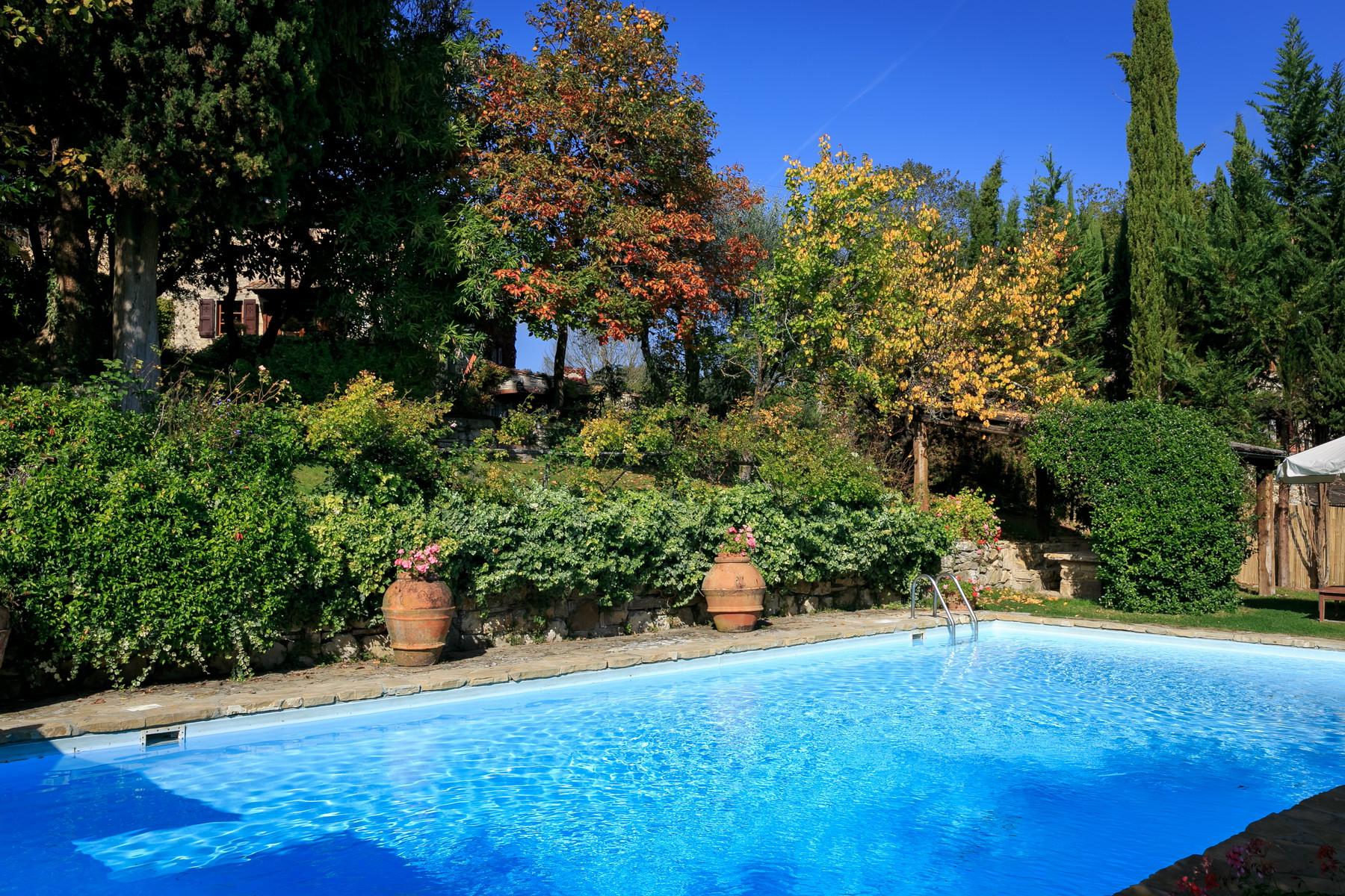 Rustico in Vendita a Castellina In Chianti: 5 locali, 720 mq - Foto 16