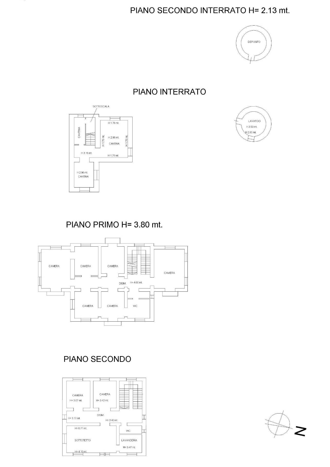 Villa in Vendita a Pella: 5 locali, 702 mq - Foto 29
