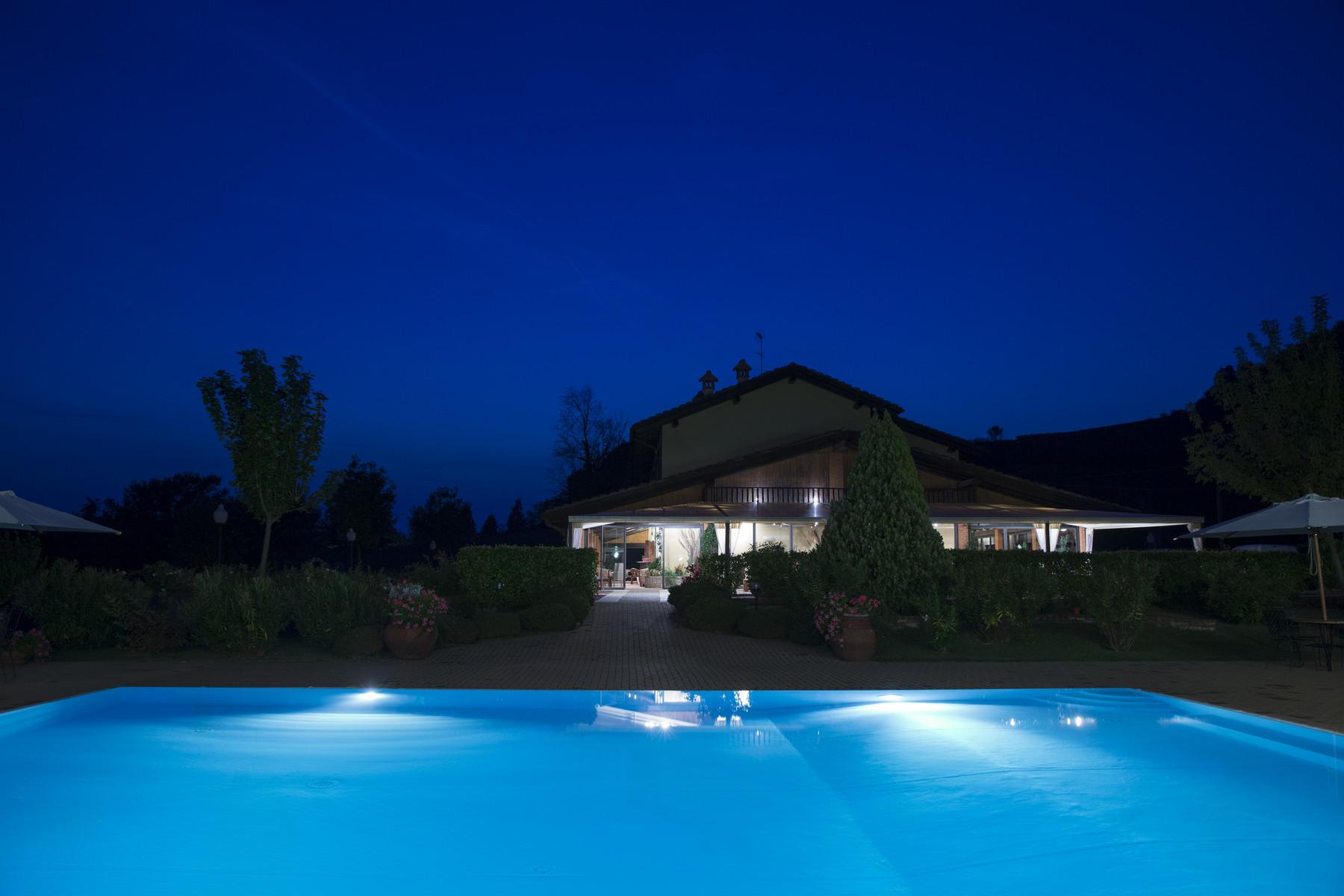 Villa in Vendita a Ponzano Monferrato: 5 locali, 450 mq - Foto 1