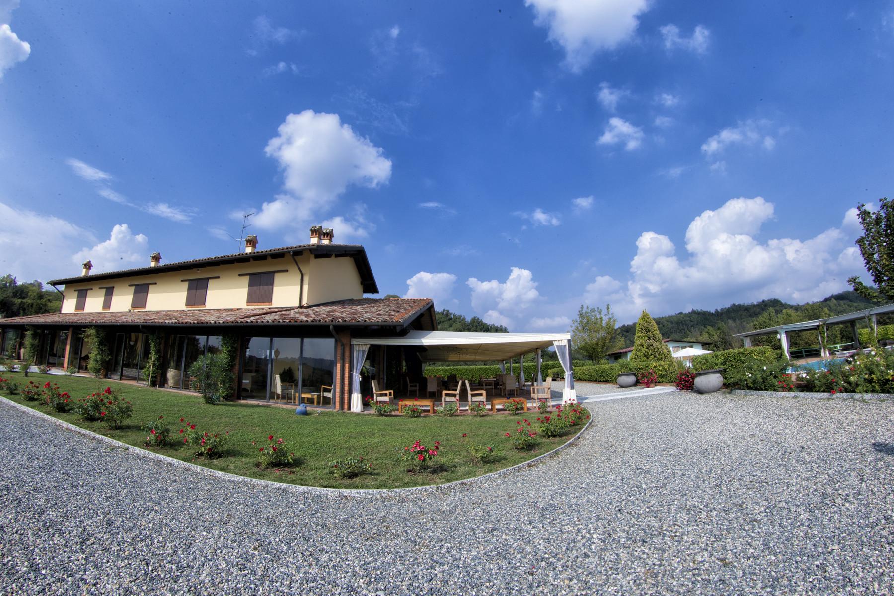 Villa in Vendita a Ponzano Monferrato: 5 locali, 450 mq - Foto 19