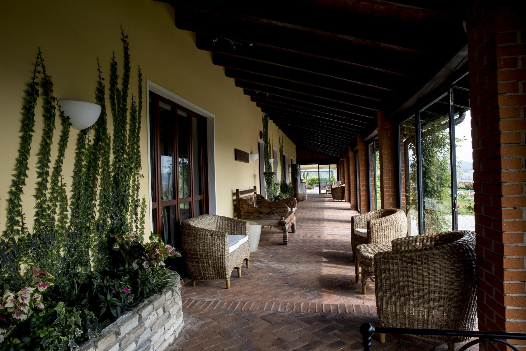 Villa in Vendita a Ponzano Monferrato: 5 locali, 450 mq - Foto 8